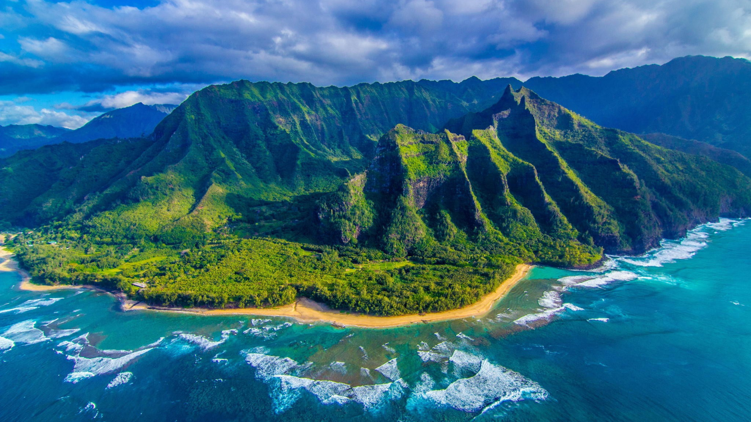 2560x1440 Hawaii Wallpaper Picture ...