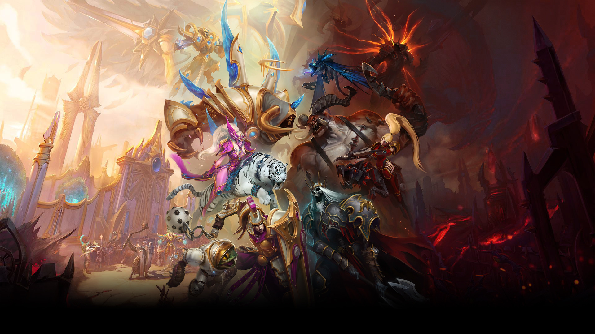 Badass america wallpaper 72 images - Heroes of the storm phone wallpaper ...