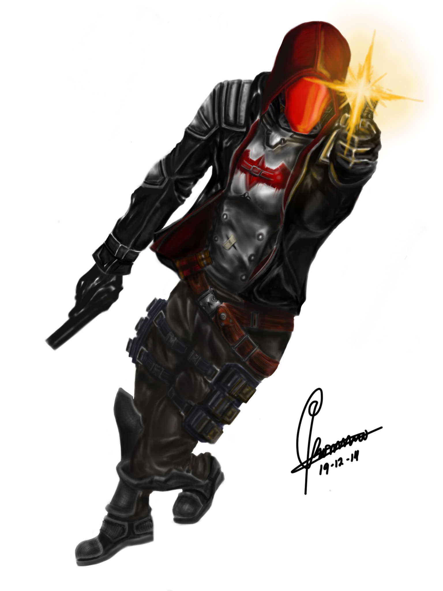 1536x2048 Red Hood art and images