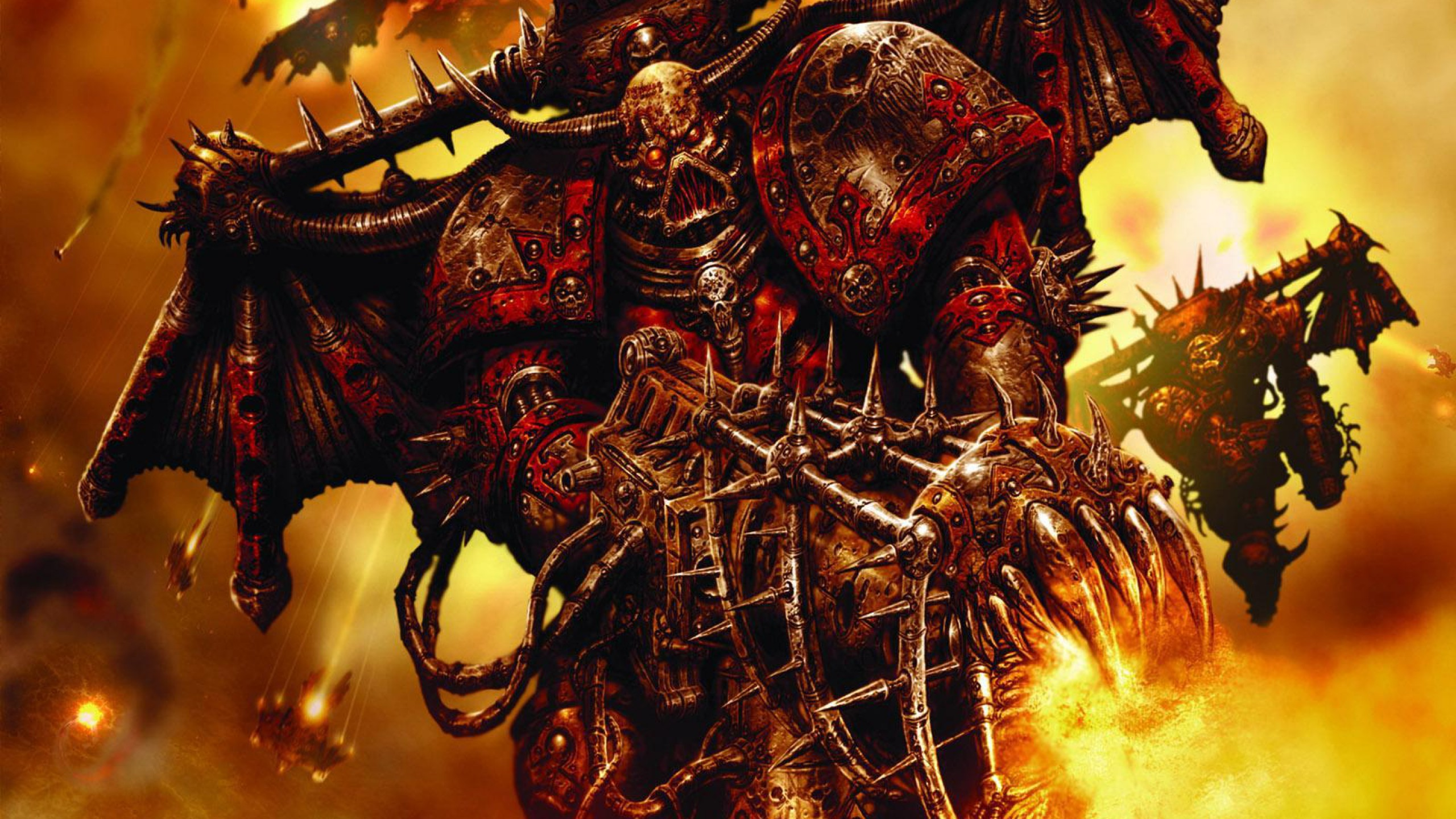 2560x1440 ... Click image for larger version Name: warhammer-40k-chaos-space-marine  ...