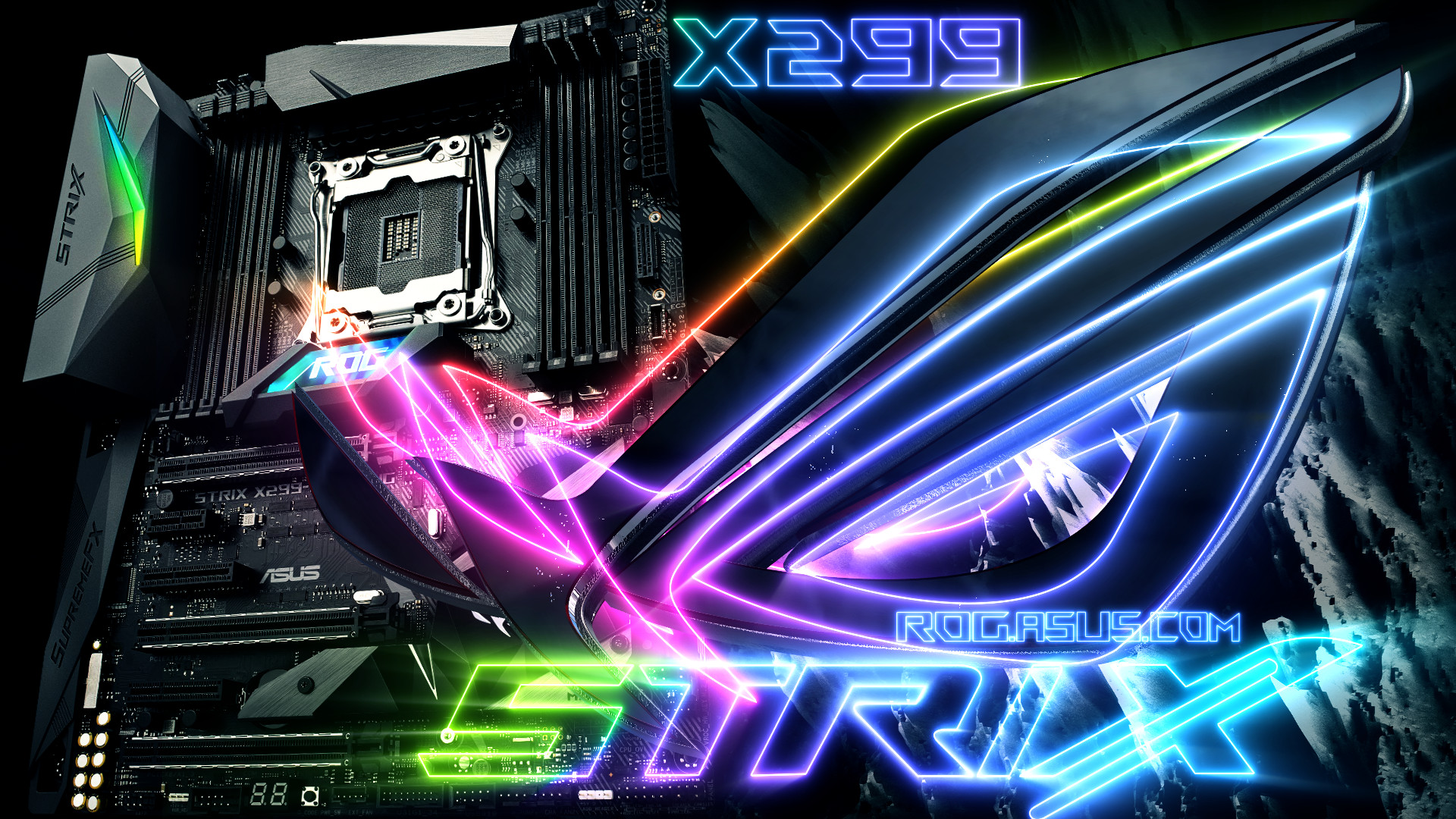 Asus Strix Wallpaper (80+ images)