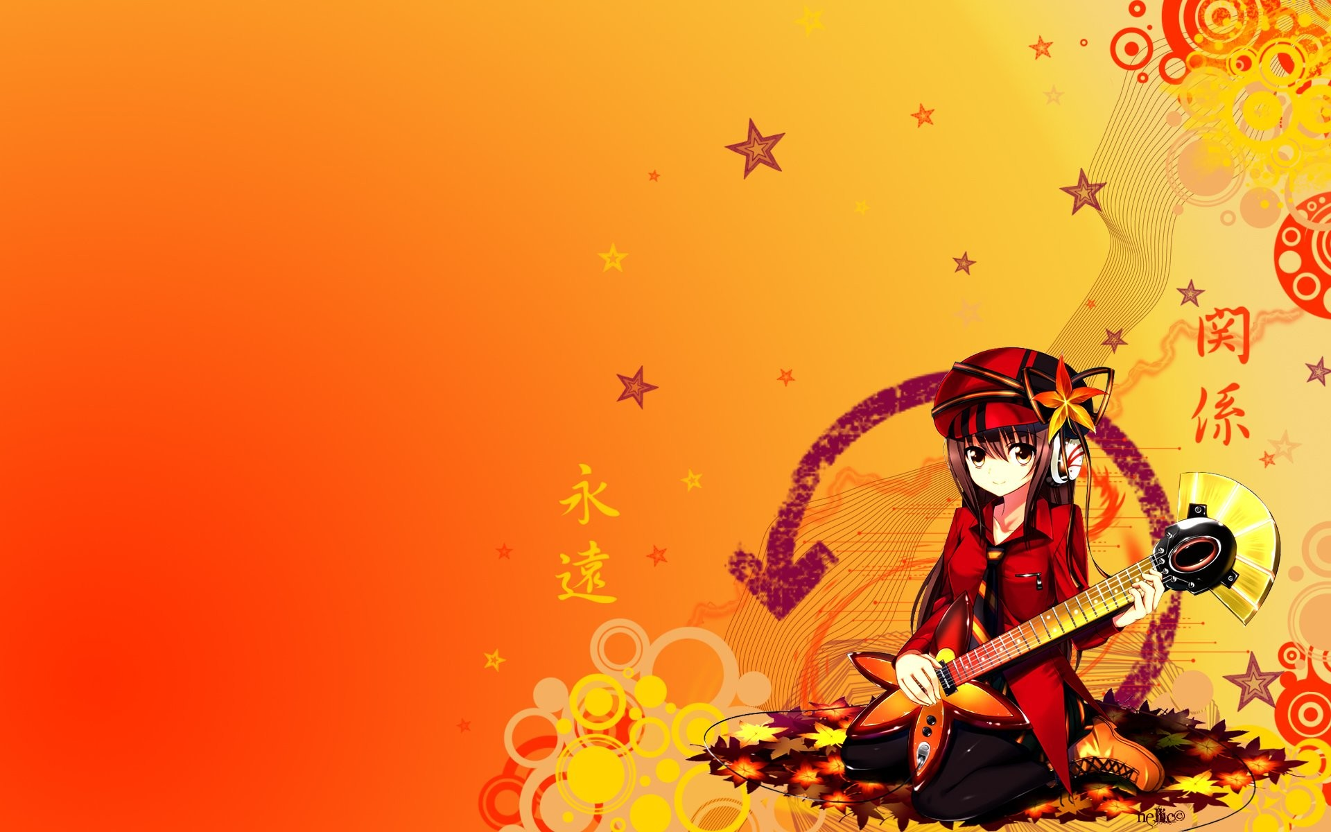 Anime Fall Wallpapers 59 Images