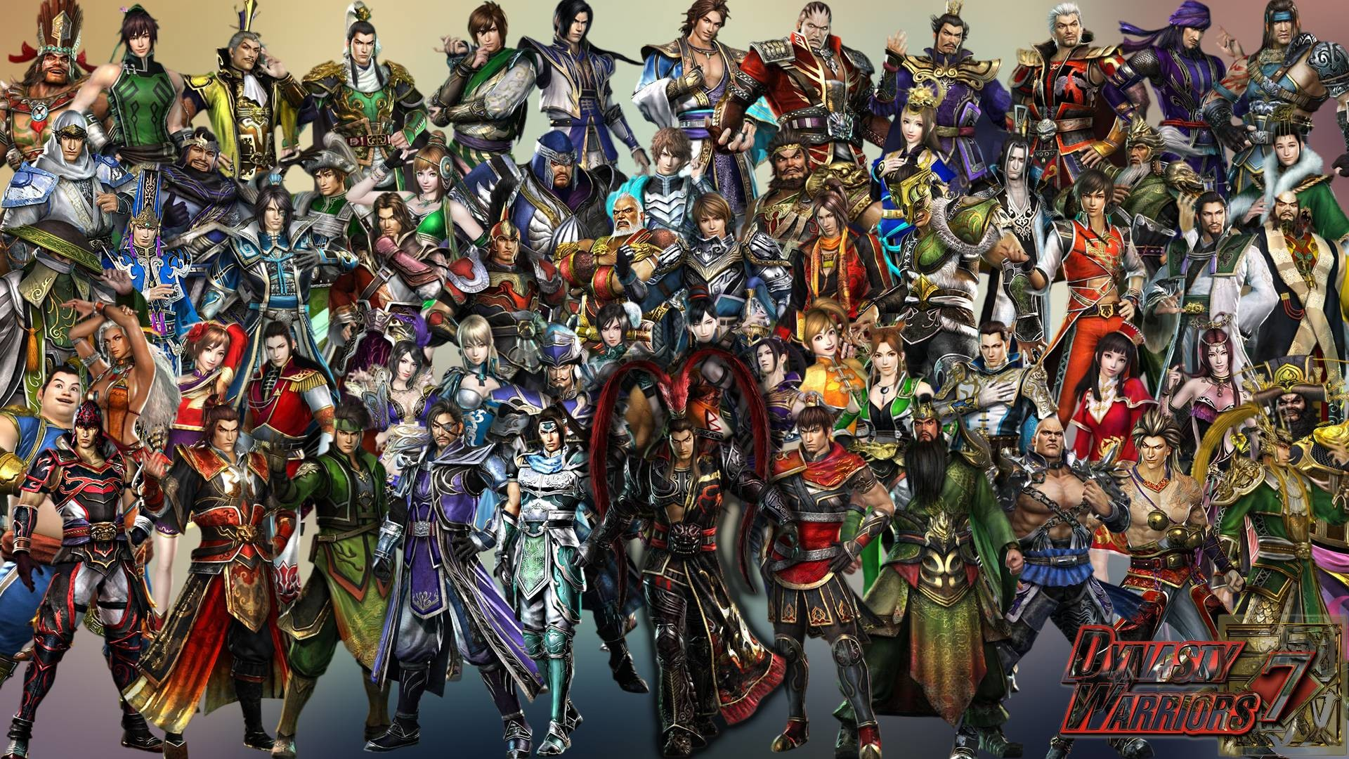 1920x1080 Download Dynasty Warriors 7 (9787) Full Size | Free Game Wallpapers HD
