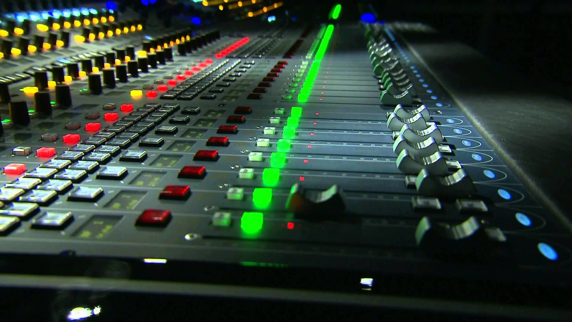 1920x1080 Technology Wallpaper #44 Recording Studio Wallpaper - WallpaperSafari ...