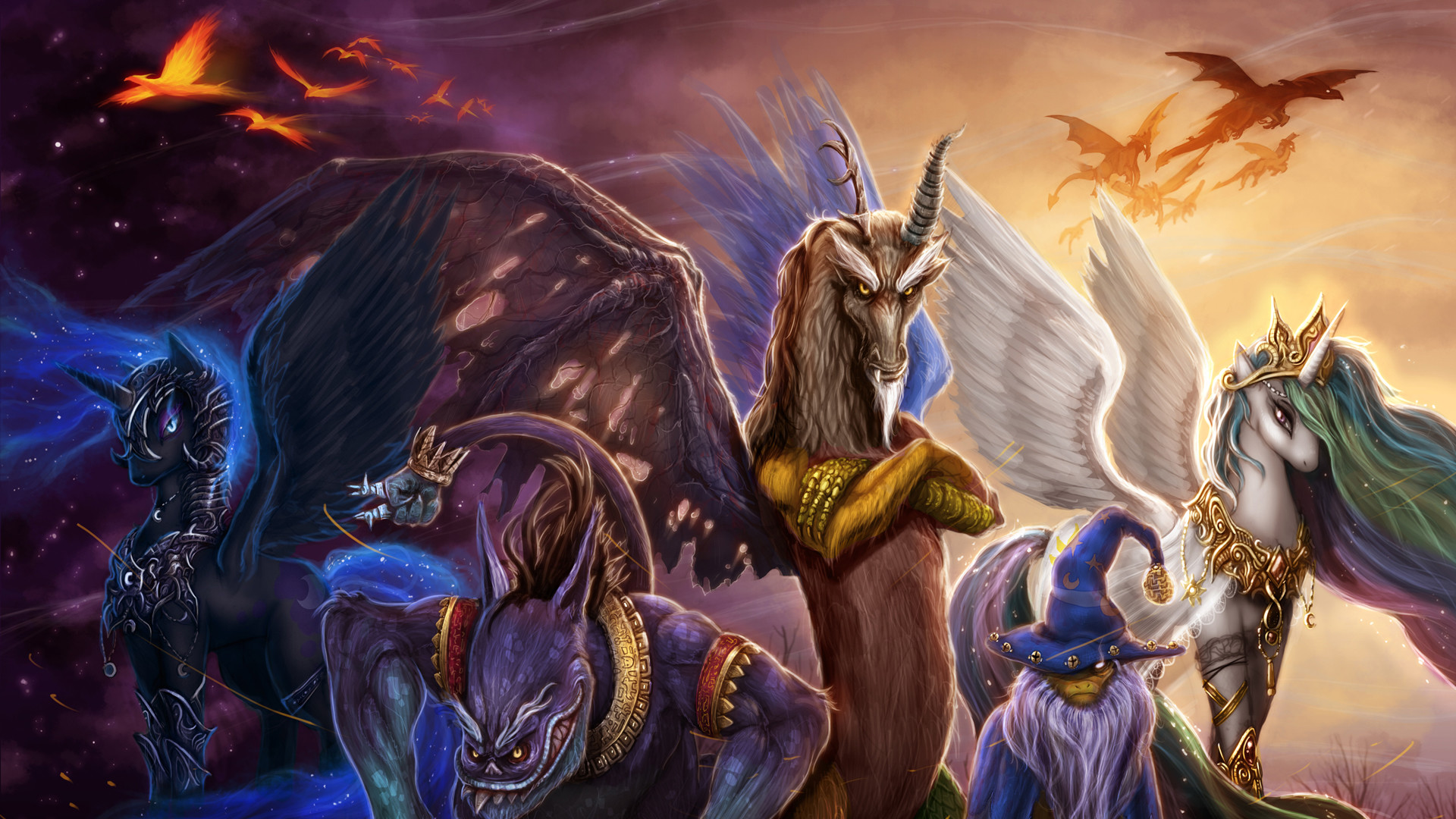 1920x1080 Home Shadow Of Death MLP