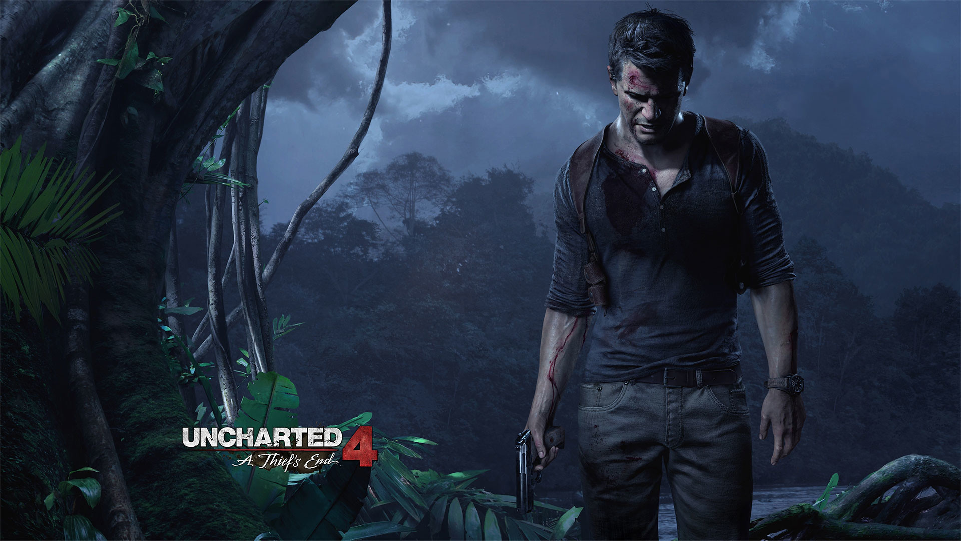 1920x1080 Uncharted 4 A Thief's End 4K Wallpaper ...