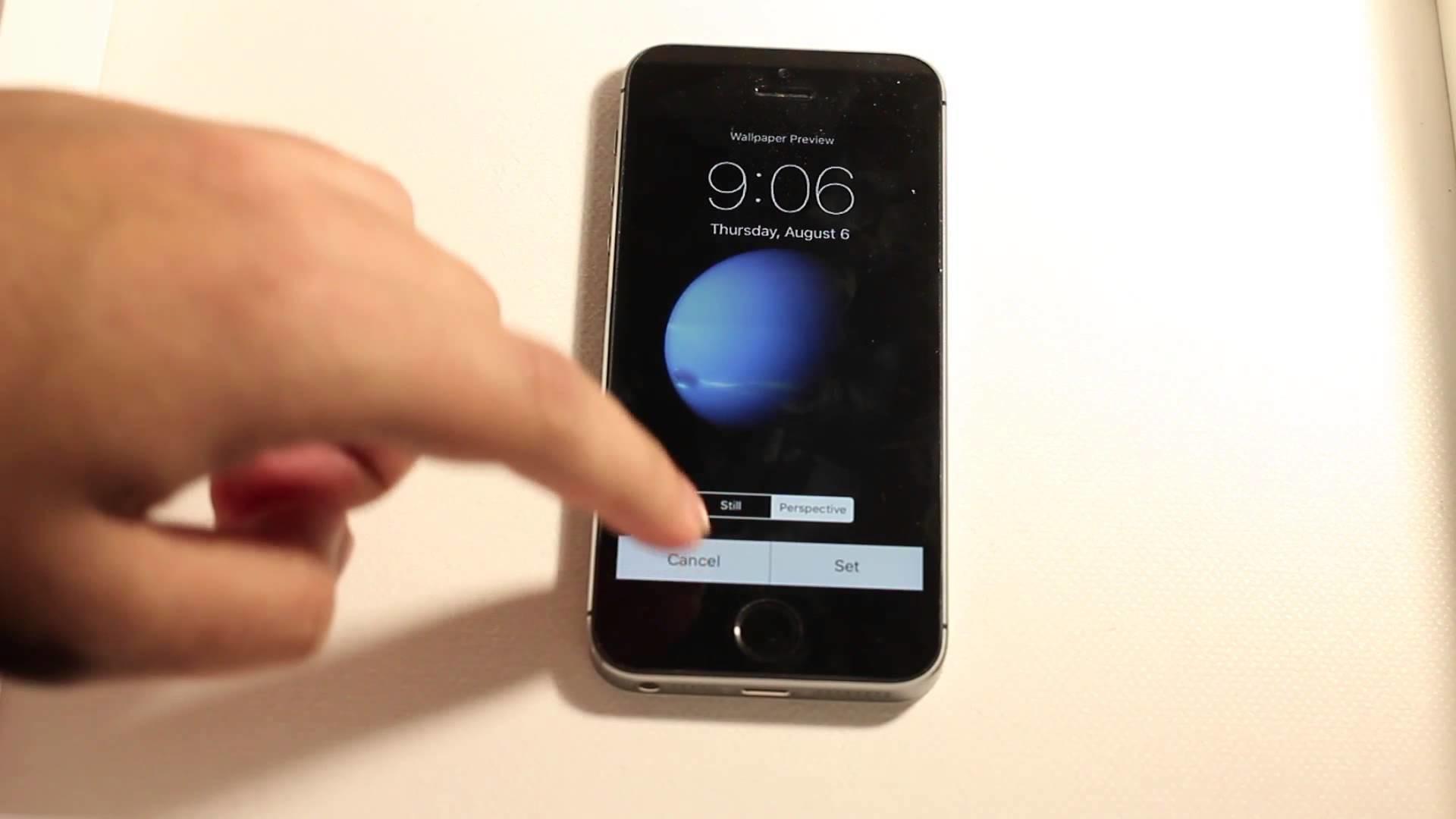 An82 Apple Ios9 Fish Live Background Dark Blue: IOS 9 Beta 5 Wallpaper (73+ Images