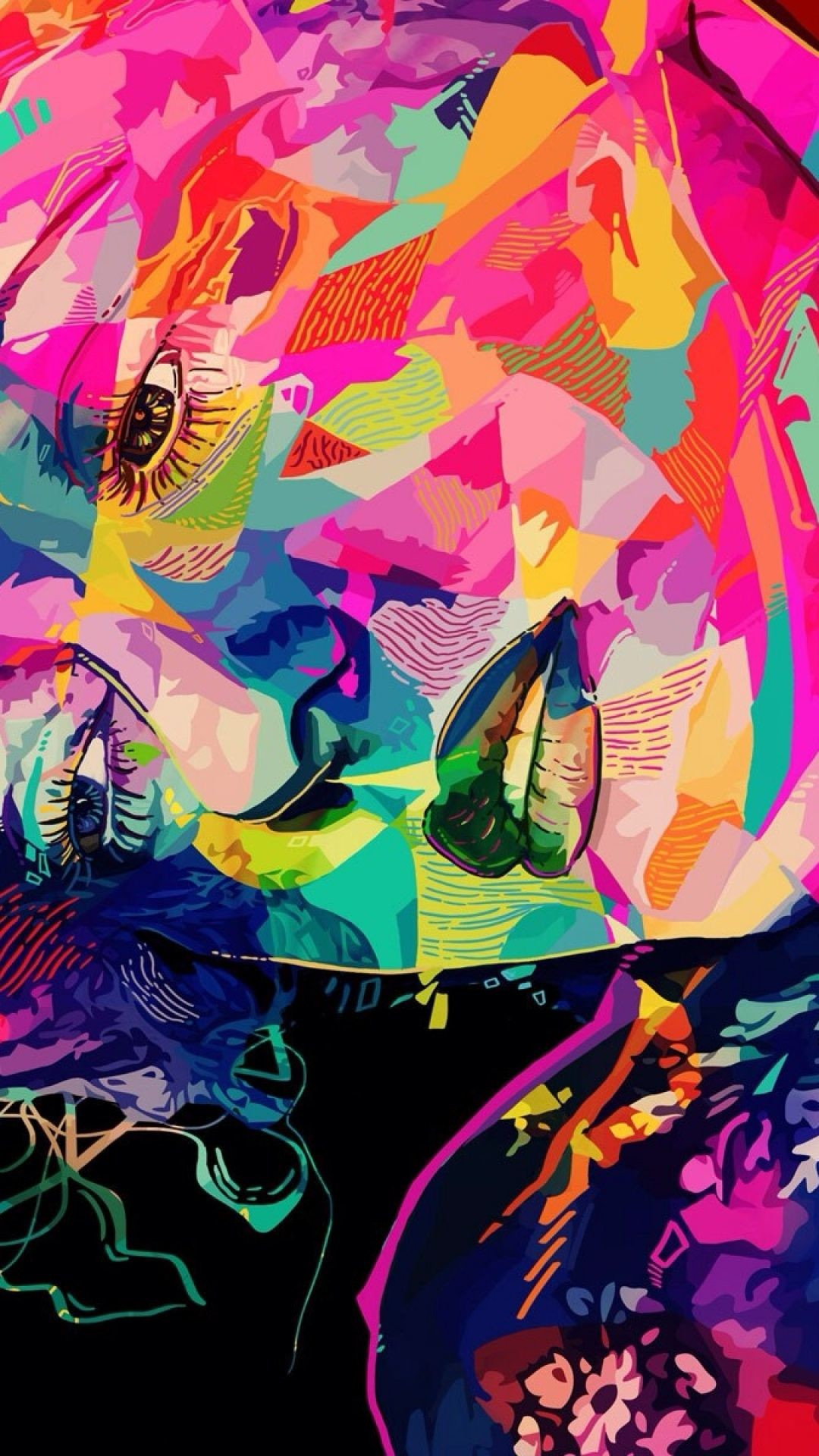1920x1080 Trippy Psychedelic Wallpapers