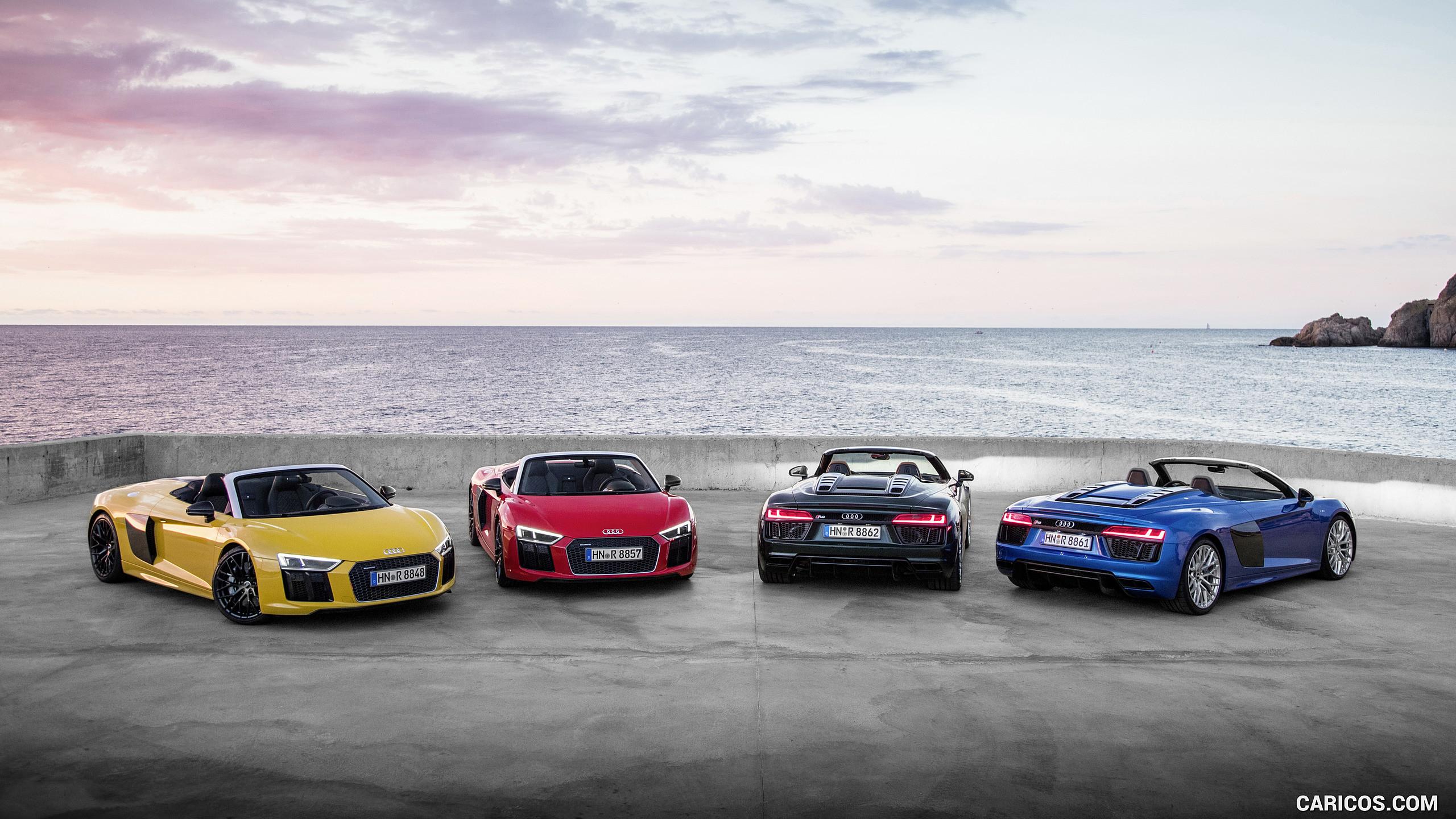Audi R8 Spyder 2018 Wallpaper 70 Images