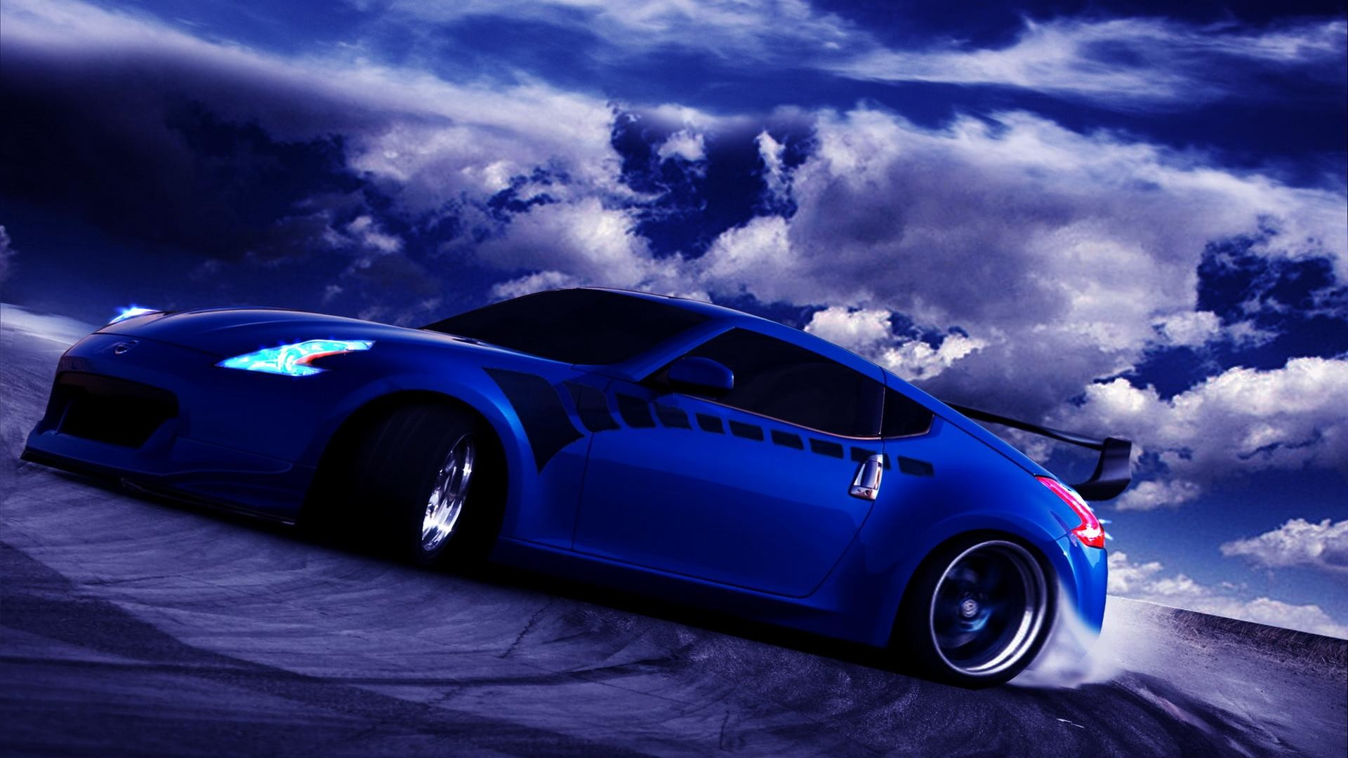 1920x1080 cool rich blue [] via Classy Bro · Blue CarsCar WallpapersBeautiful  ...