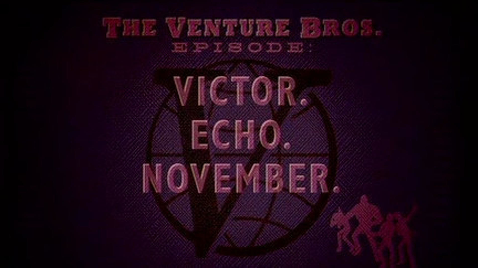 1920x1080 The Venture Bros. (S02E06): Victor. Echo. November Summary - Season 2  Episode 6 Guide