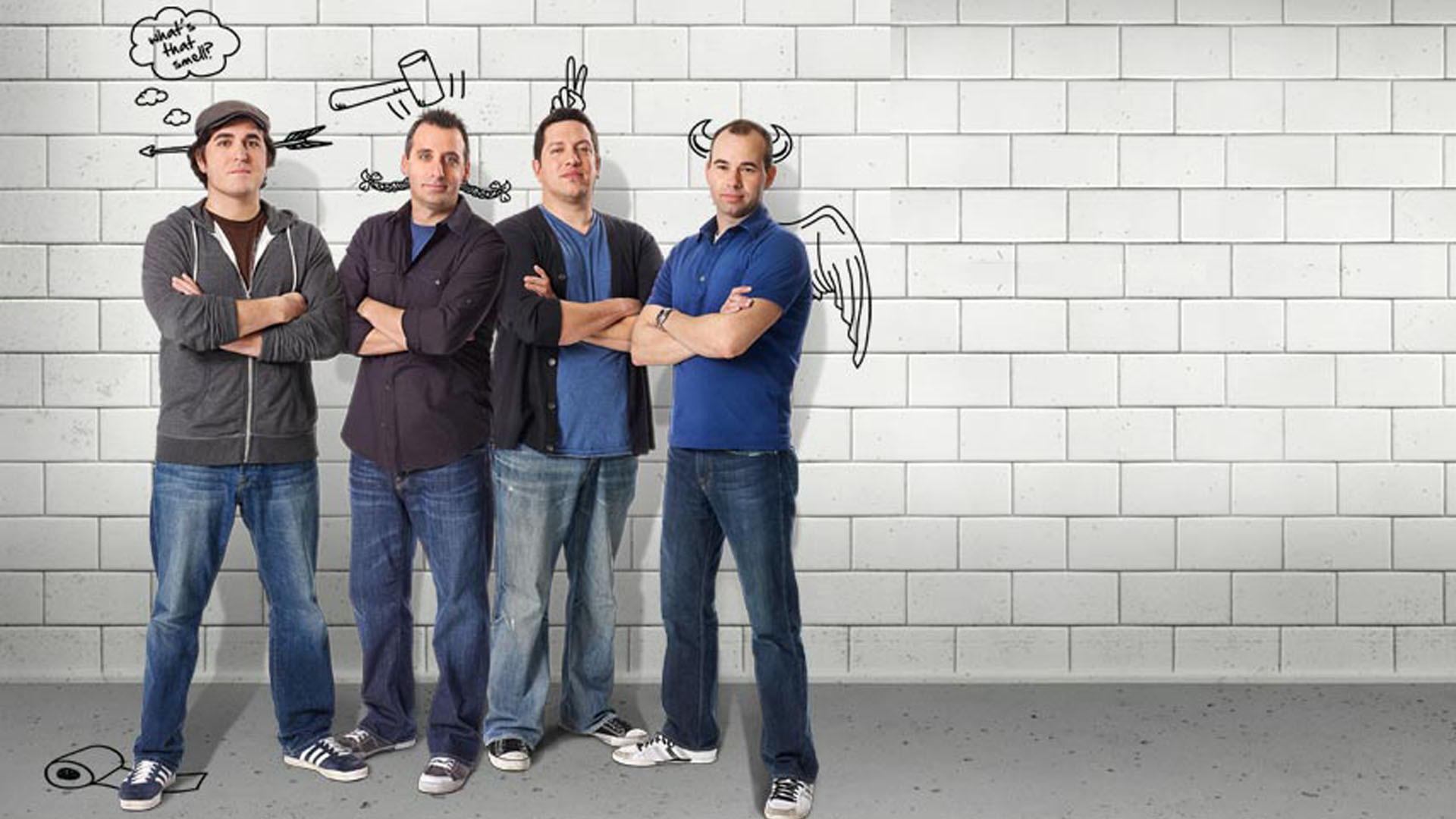1920x1080 Impractical Jokers Episode Guide, Show Summary and Schedule: Track your  favourite TV shows