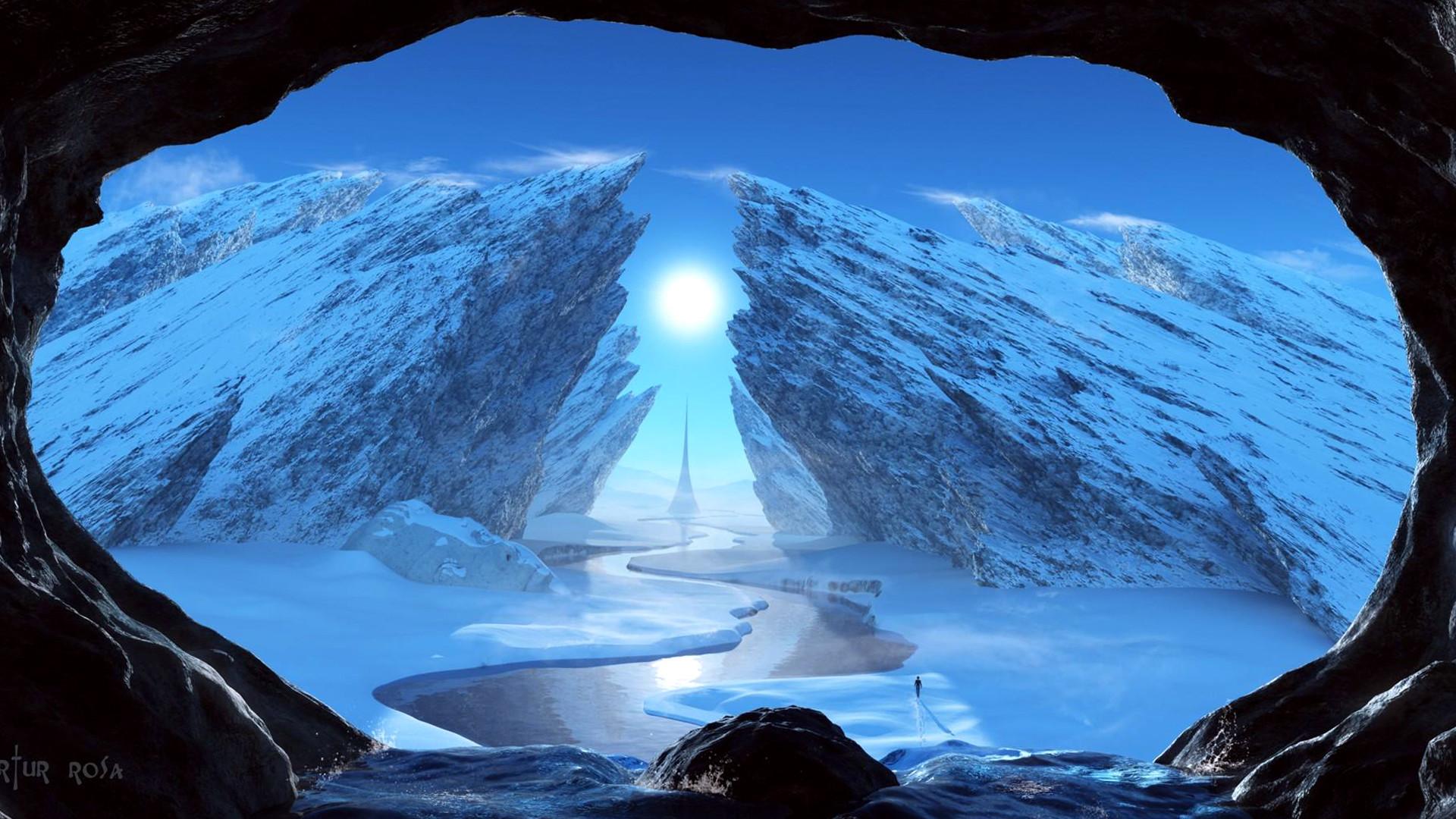 Cave Wallpaper HD (68+ Images