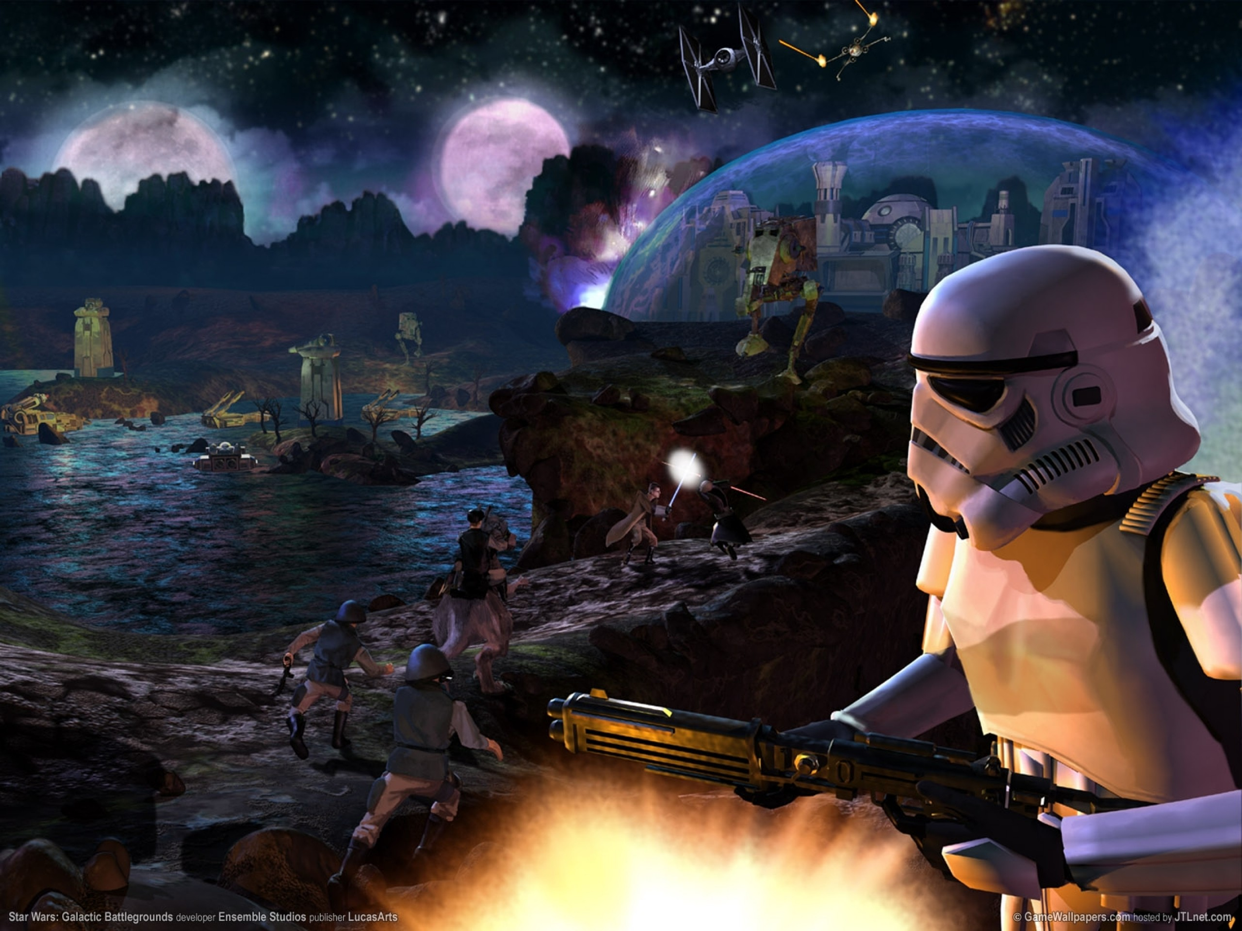 Star Wars Galaxies Wallpaper (51+ images)