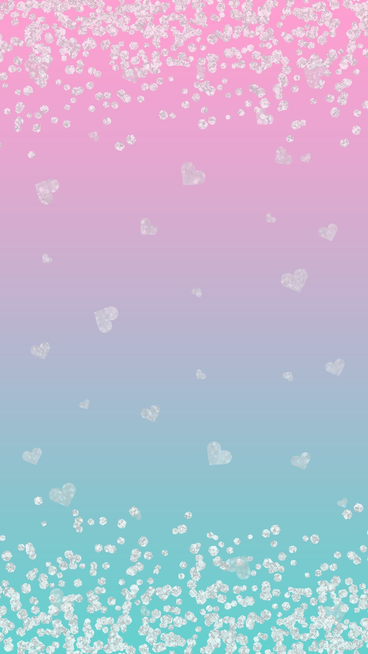 Pink and Blue Wallpaper (81+ images)