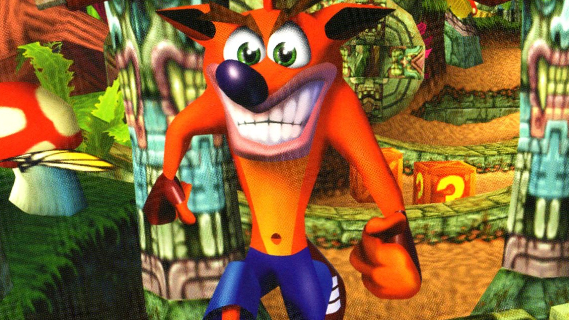 1920x1080 Crash Bandicoot HD Wallpaper | Hintergrund |  | ID:796268 -  Wallpaper Abyss