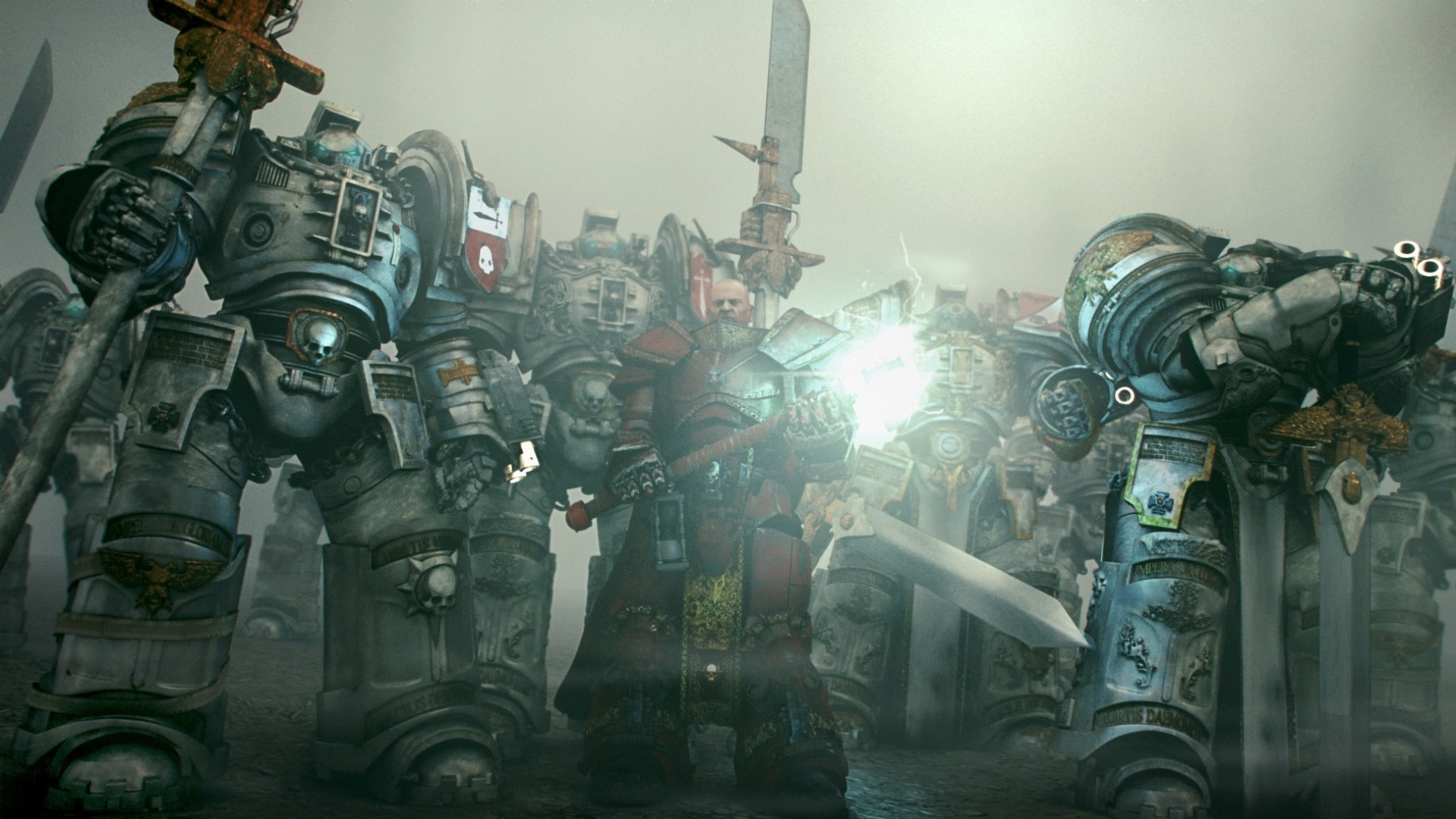 1920x1080 Grey knights space marines video games wallpaper