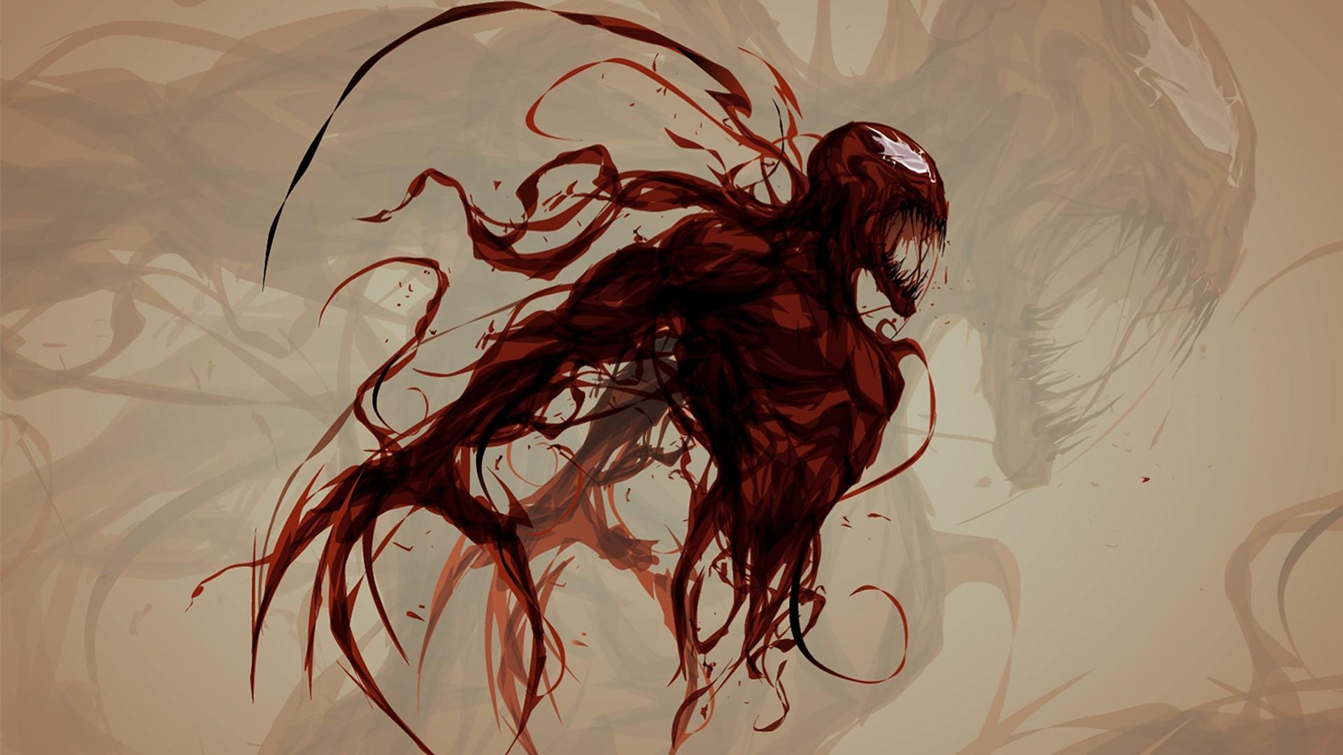 1920x1080 Carnage Vs Anti Venom