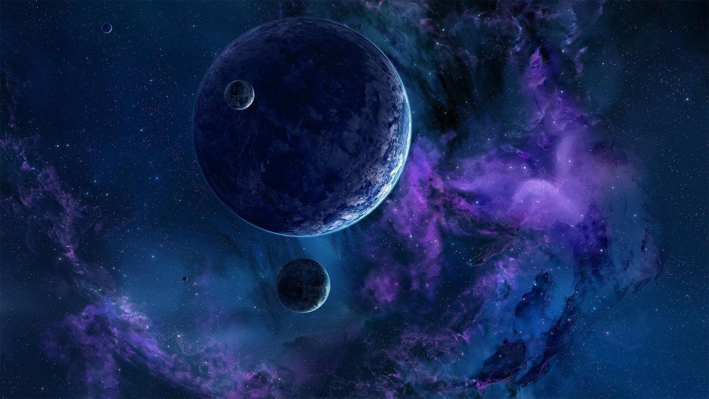 2309x1299 Universe Ultra HD Wallpaper http://wallpapers-and-backgrounds.net/