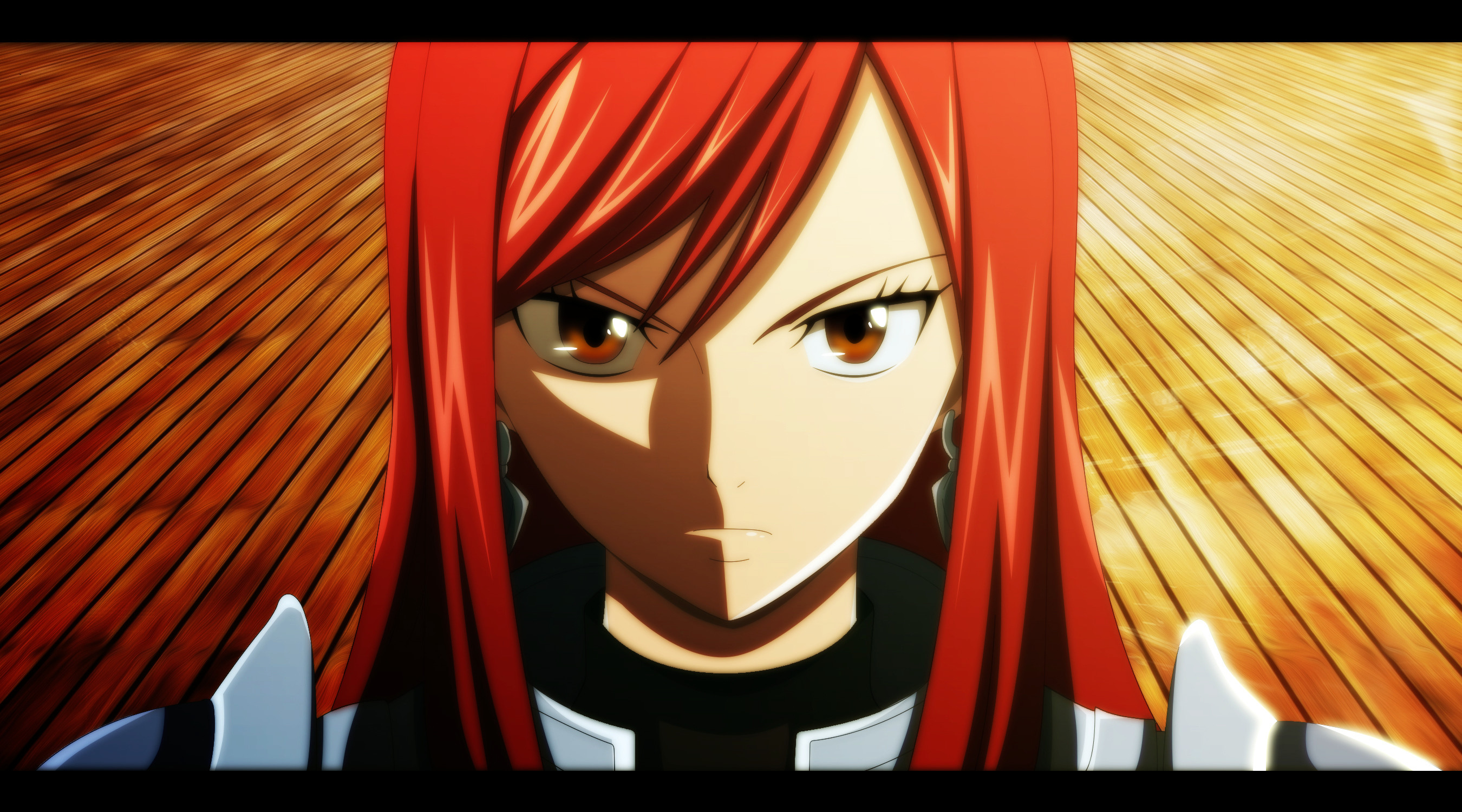 2700x1500 Anime - Fairy Tail Erza Scarlet Wallpaper