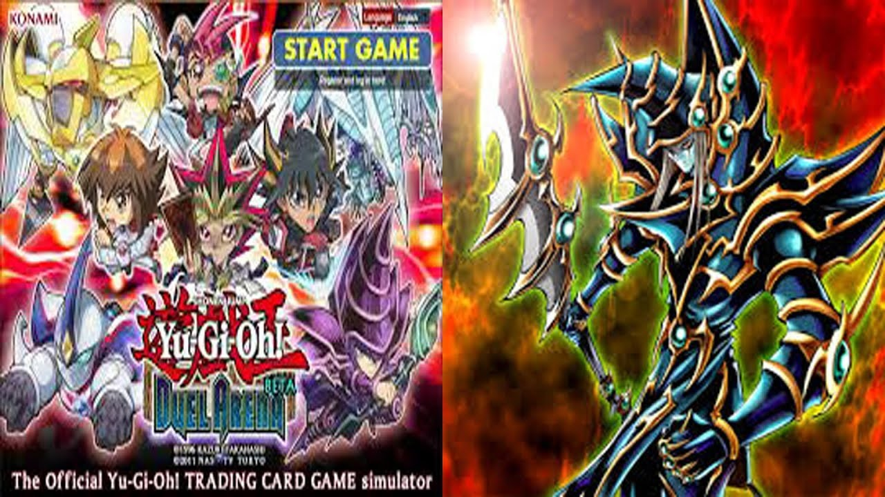1920x1080 Yu-Gi-Oh Duel Arena - Single Player Quest Mode Stage 7 Boss Vs Dark Paladin