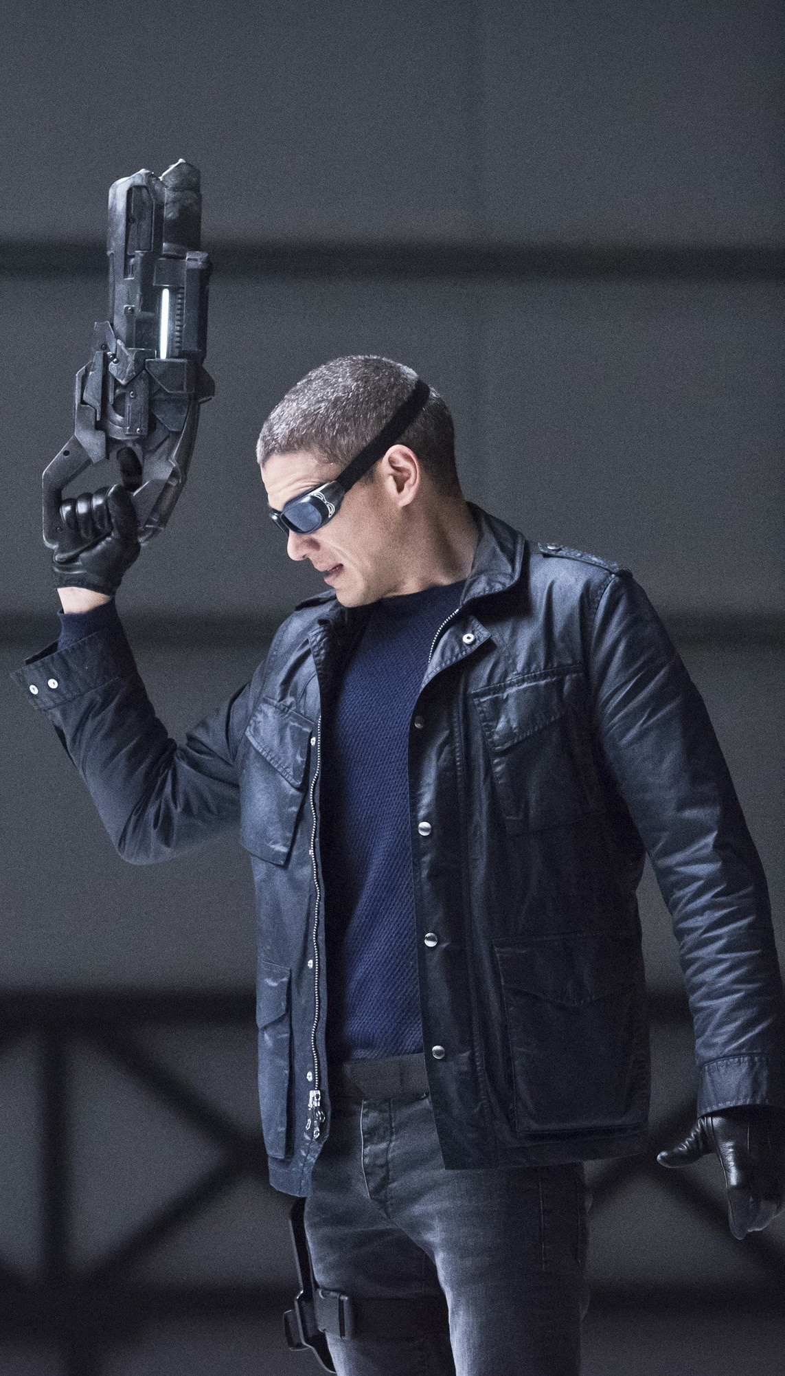 1143x2002 Legends of Tomorrow - 1x12 Wentworth Miller (Leonard Snart / Captain Cold)  HQ - · Wentworth MillerPrison BreakSeason ...