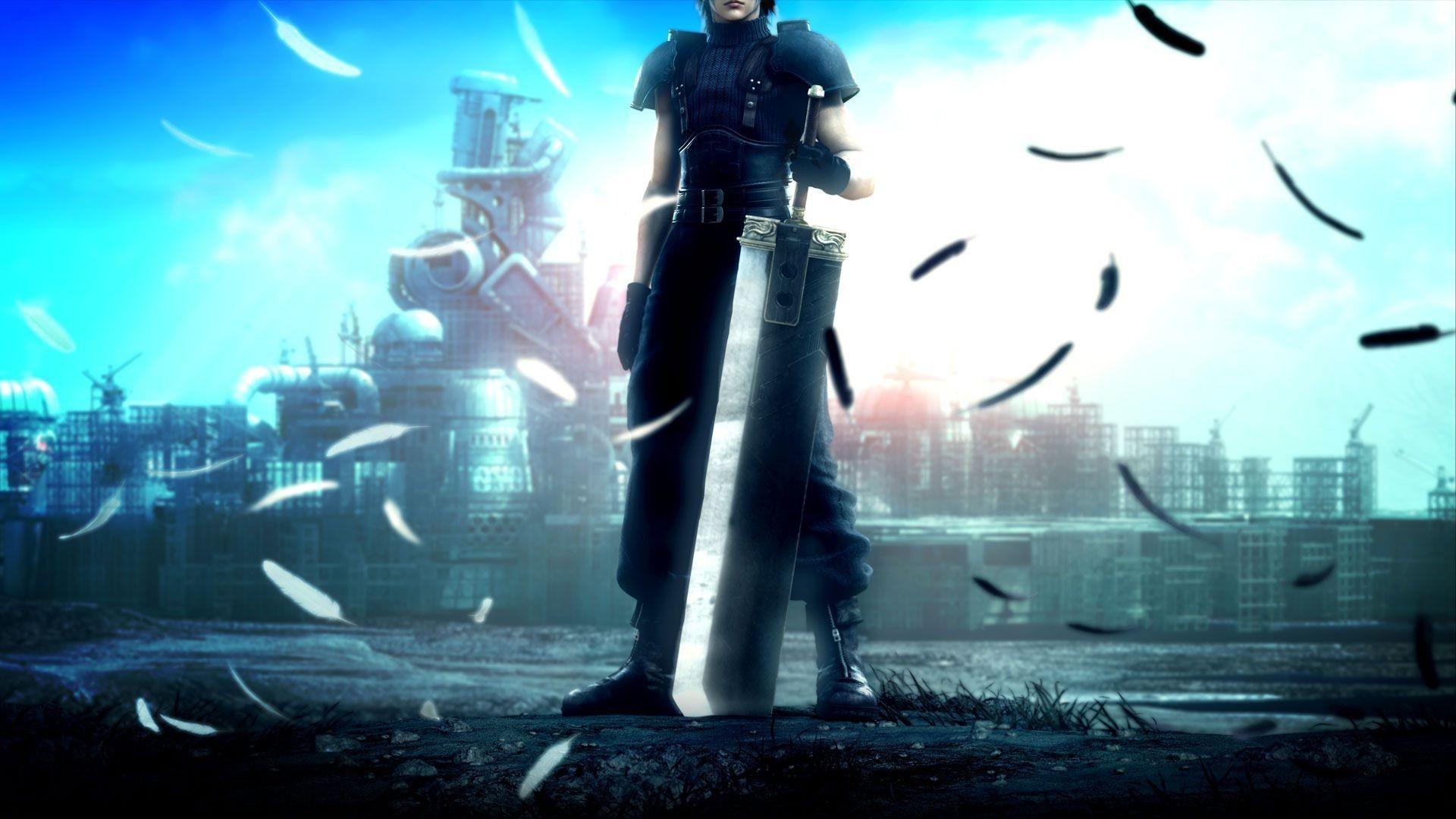 Final Fantasy Cloud Strife Wallpaper 63 Images