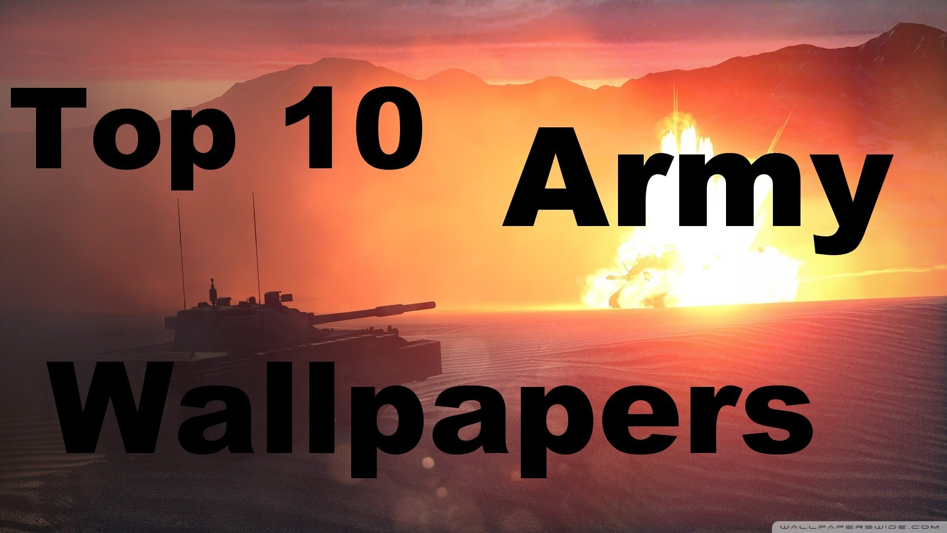 1920x1080 Top 10 Army Wallpapers HD + DOWNLOAD