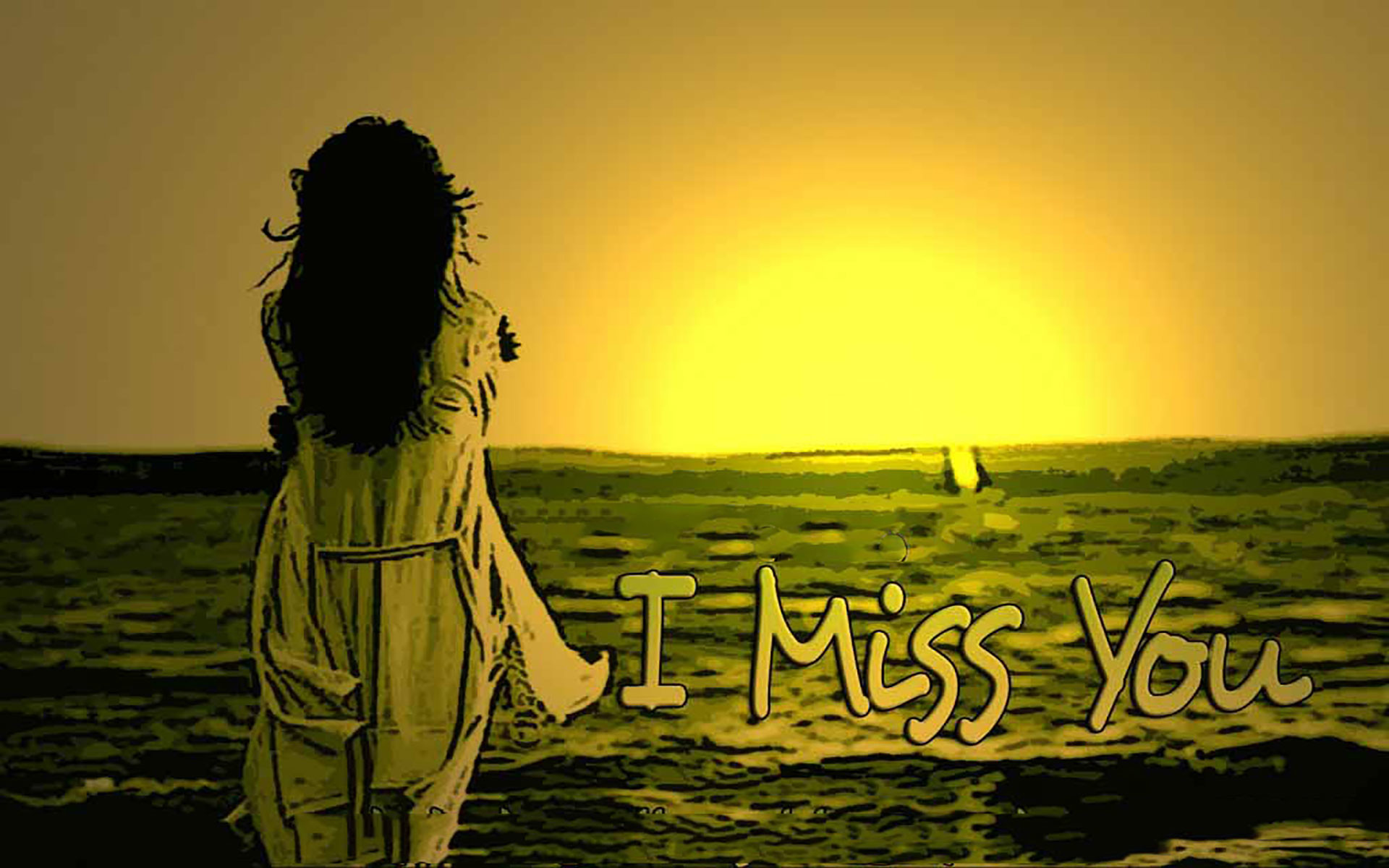 1920x1200 I Miss You Wallpaper (66 Wallpapers)