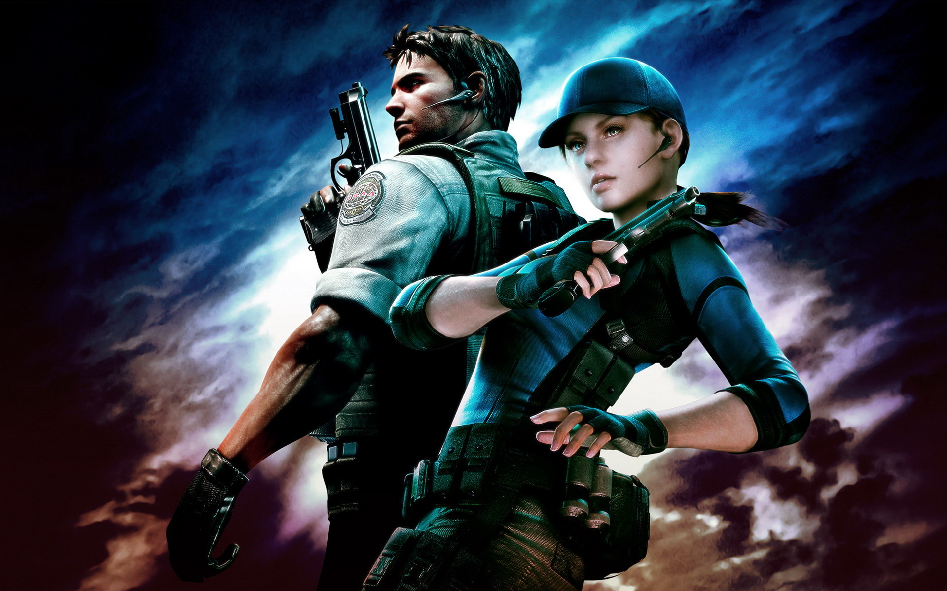 1920x1200 Resident evil 5 game wallpapers hd wallpapers