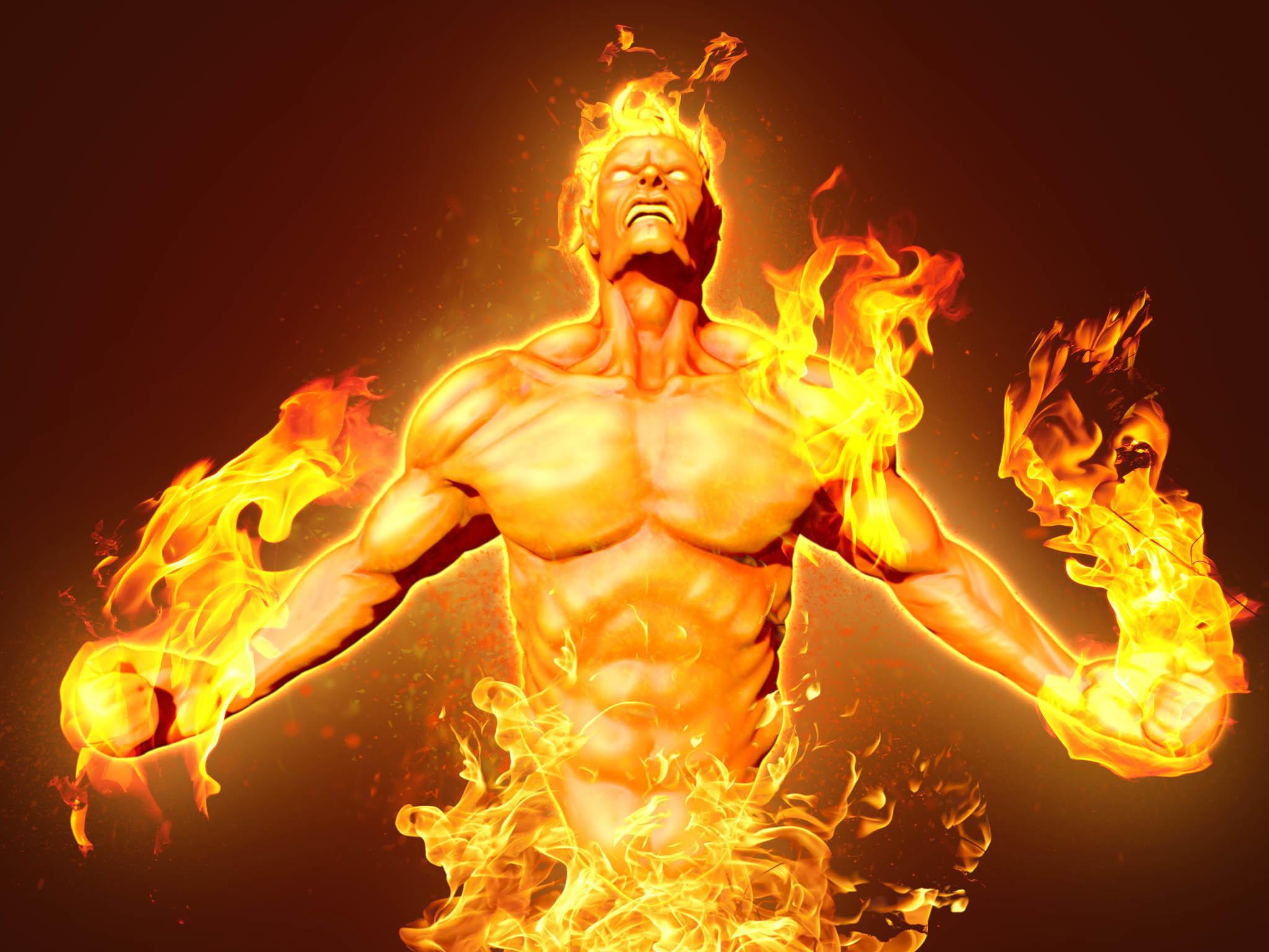 Human Torch | Arkhampedia | FANDOM powered by Wikia