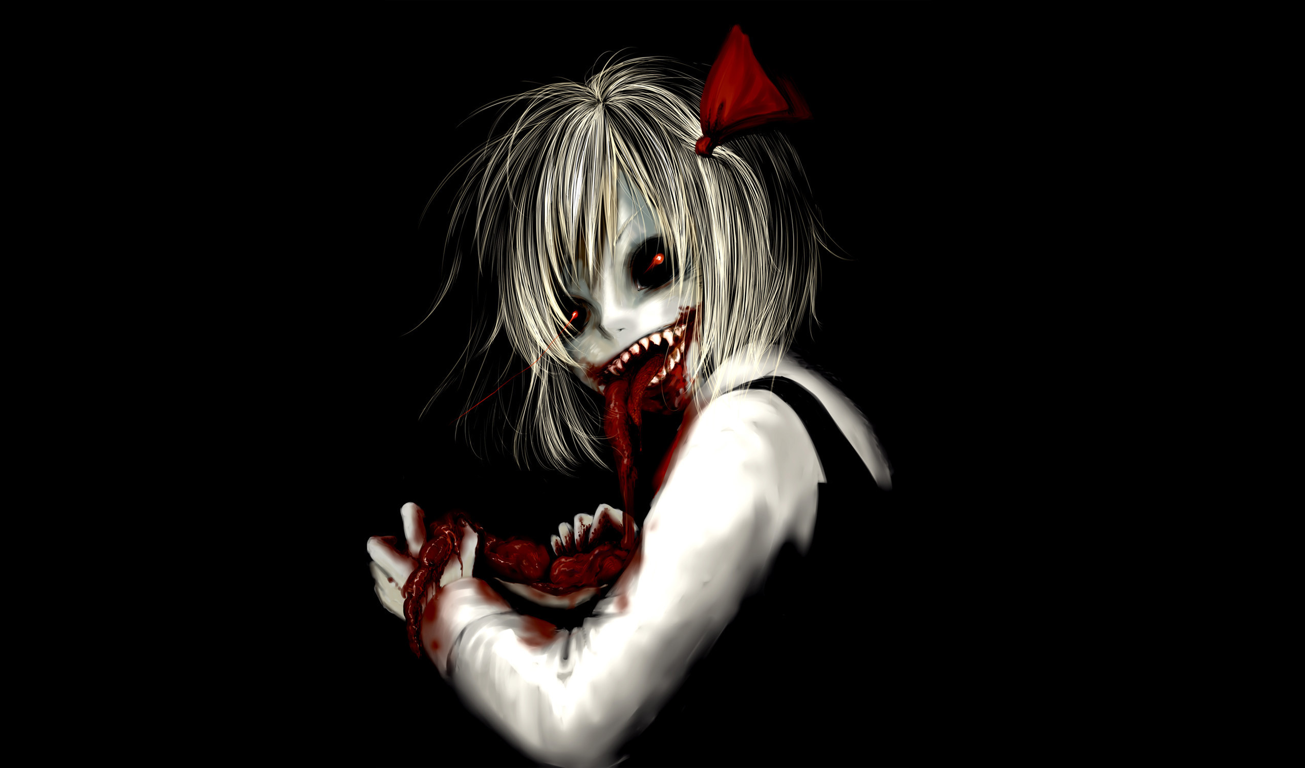 Scary Anime Wallpaper 58 Images