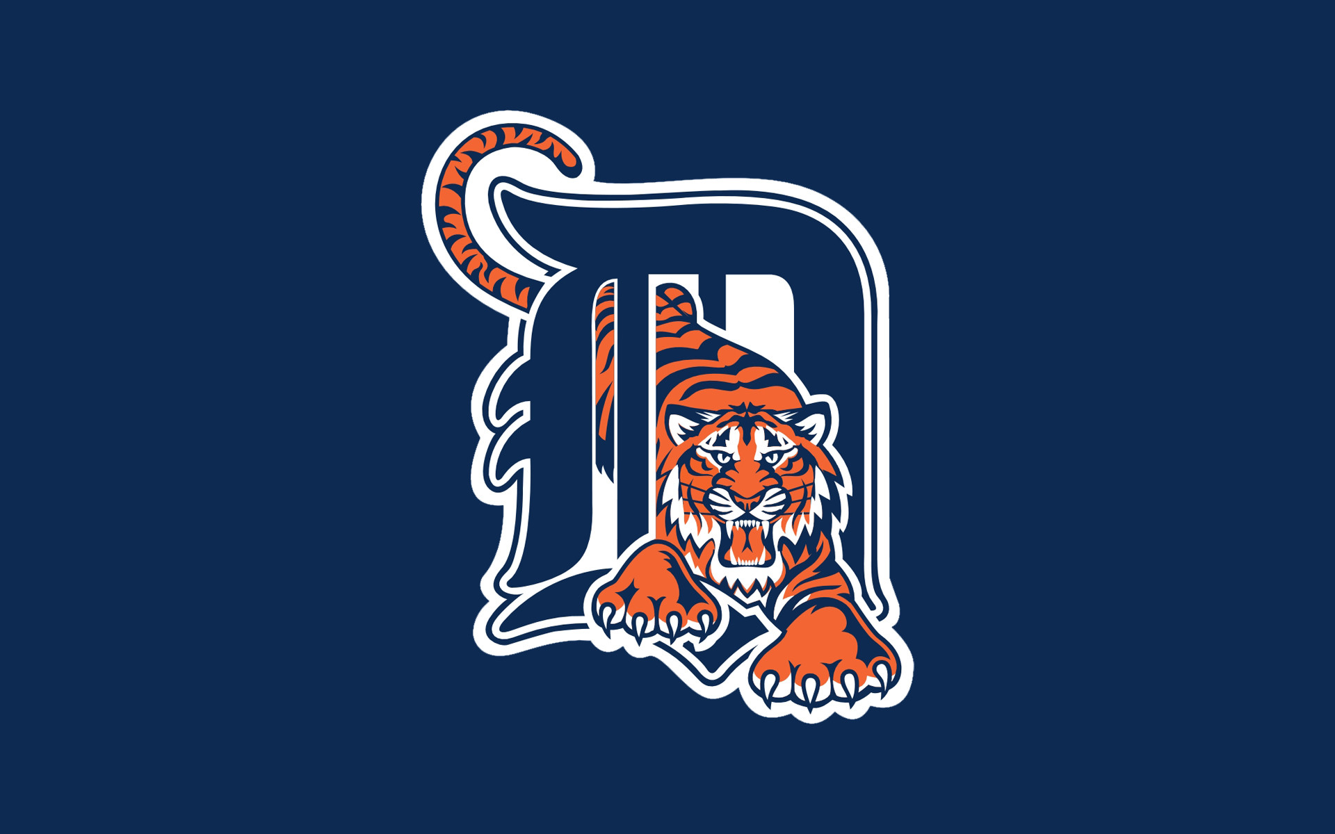 1920x1200 Detroit Tigers Wallpaper For Computer