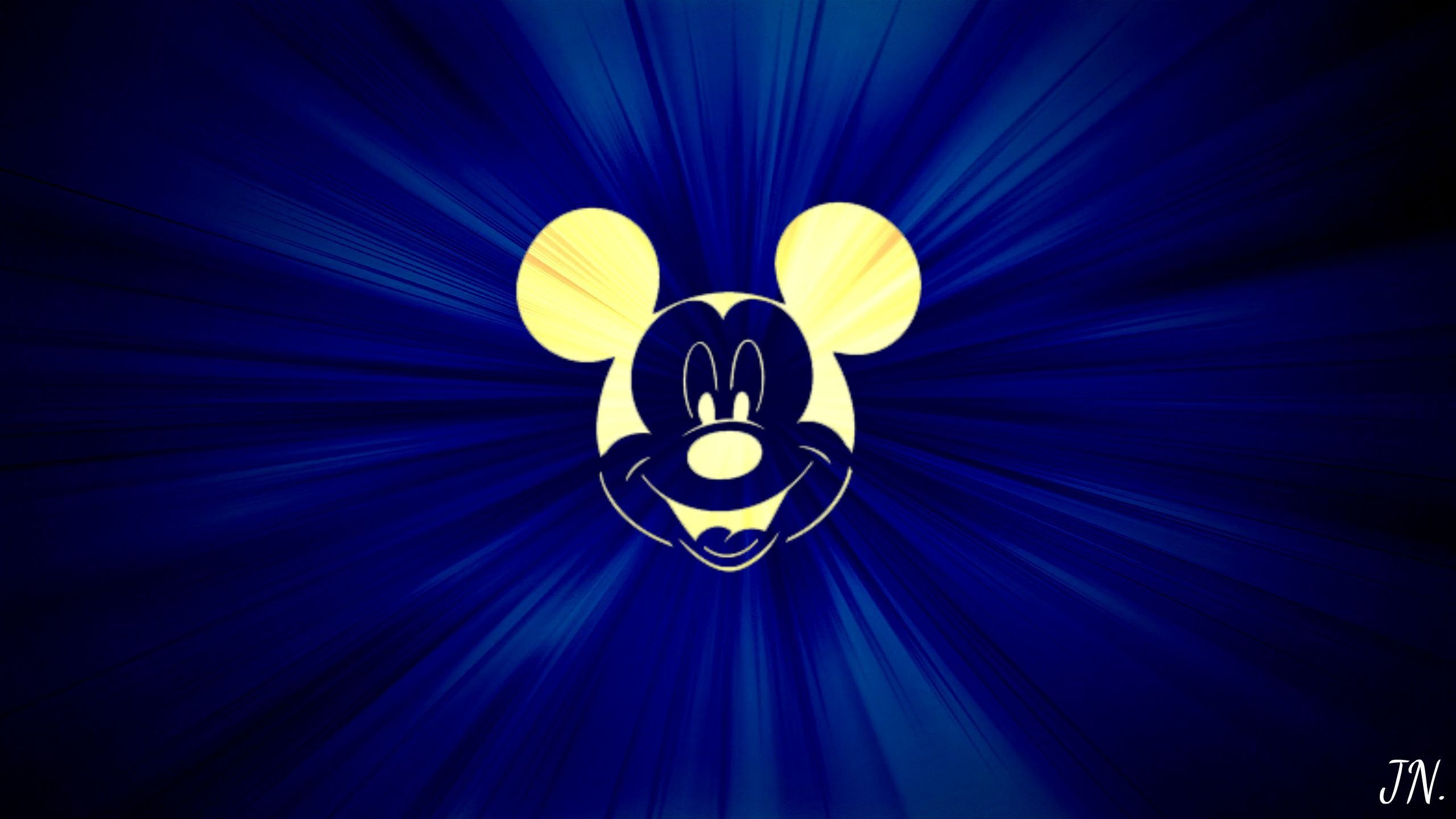 2560x1440 Mickey Mouse
