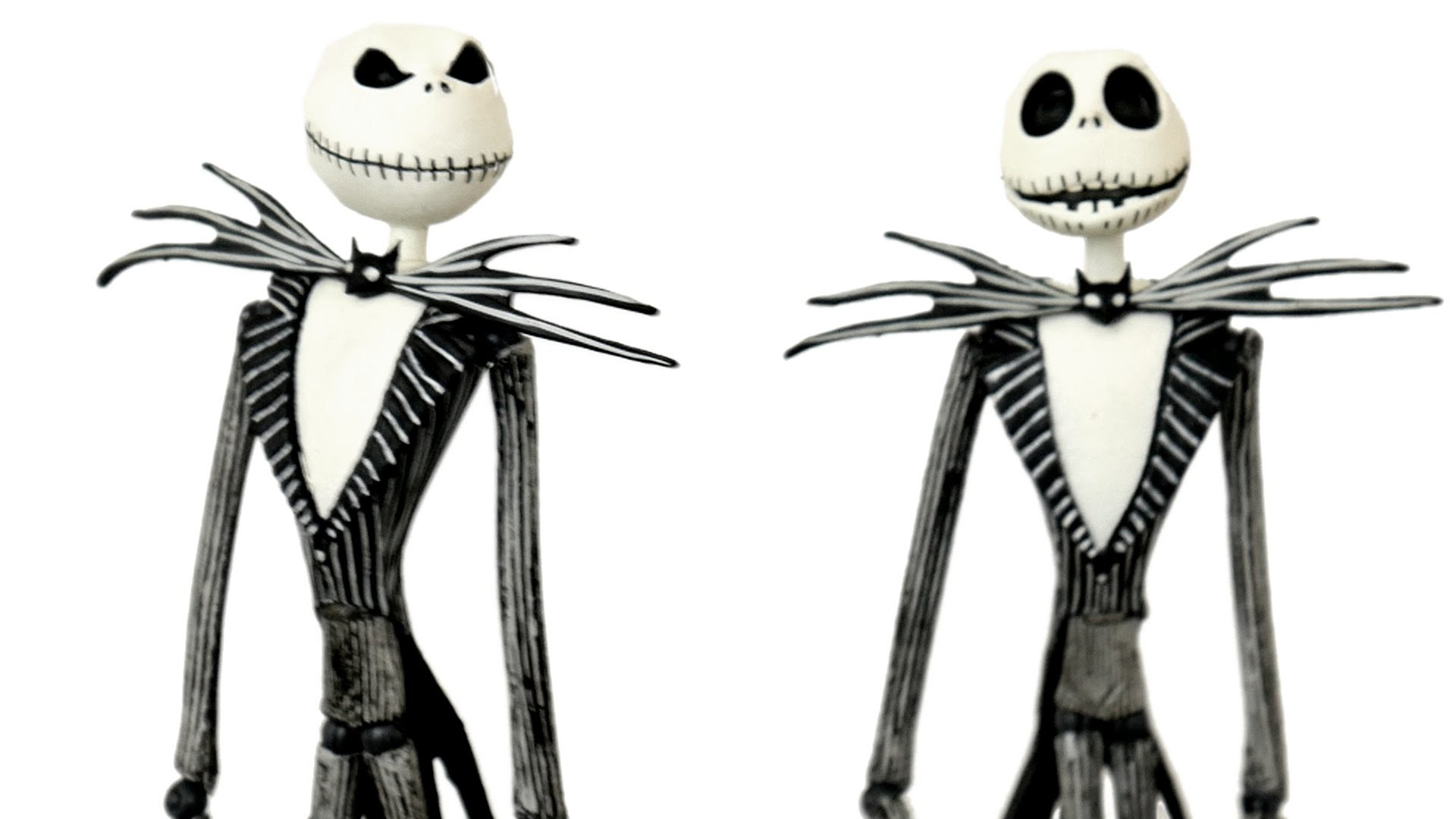 1920x1080 Jack Skellington Nightmare Before Christmas Toys R Us Exclusive Toy  Unboxing, Comparison & Review!! - YouTube