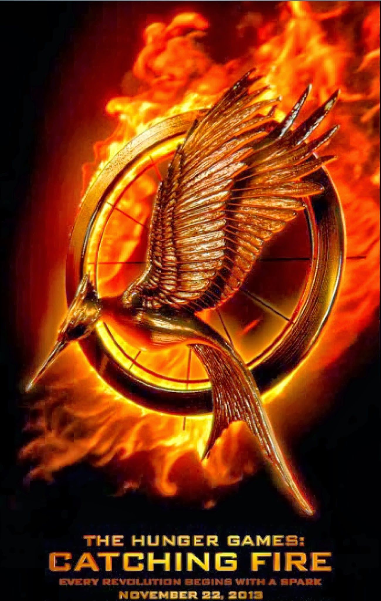 Catching Fire Wallpaper 79 Images
