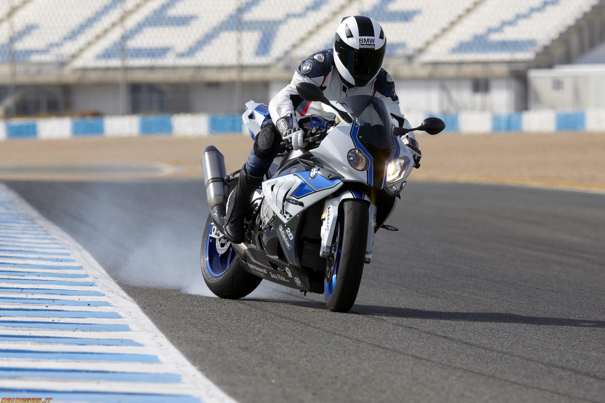 1440x2960 Bmw S1000rr White Motorcycle