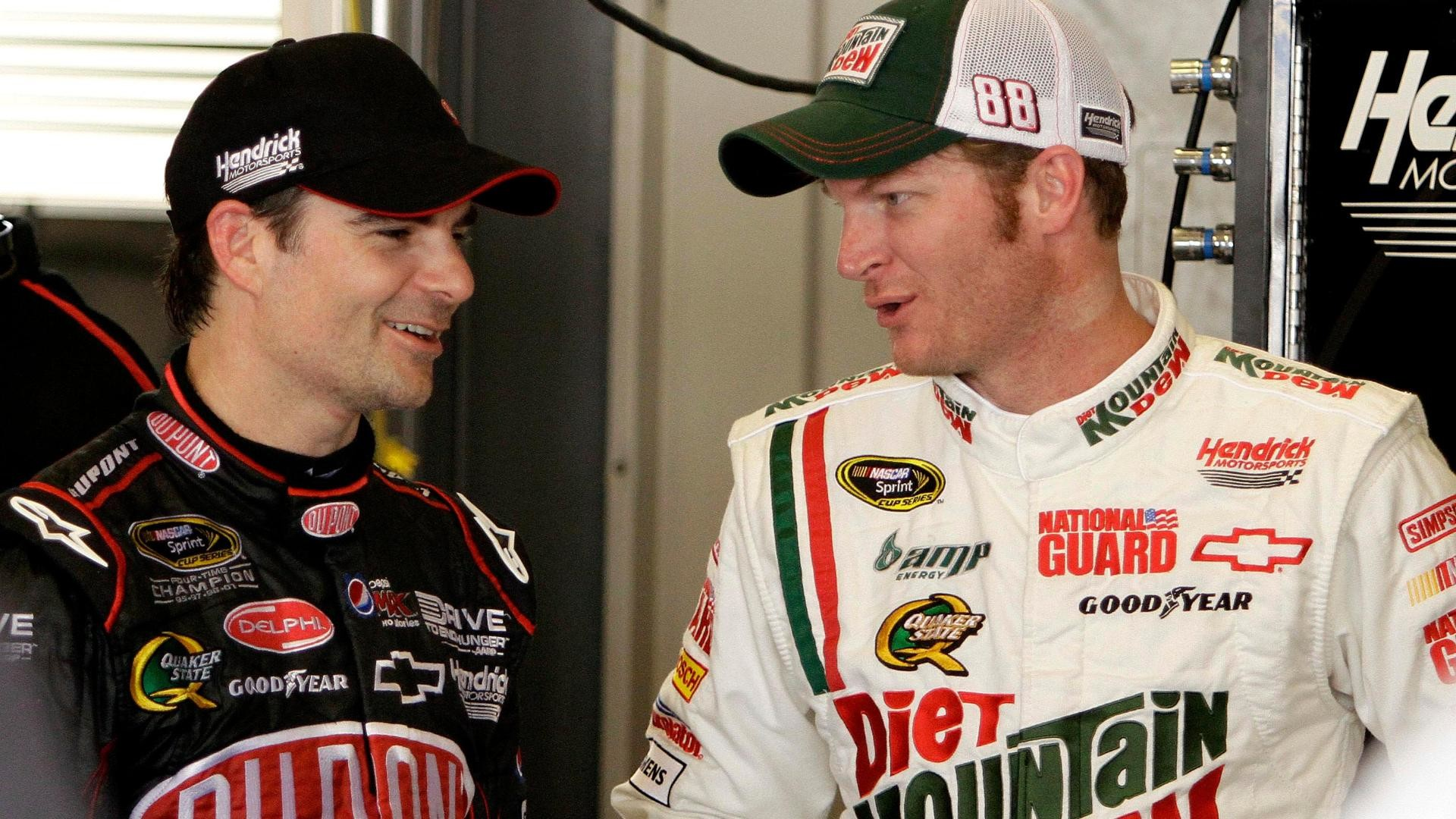 1920x1080 Jeff Gordon to replace Dale Earnhardt Jr. for next two races - ABC News