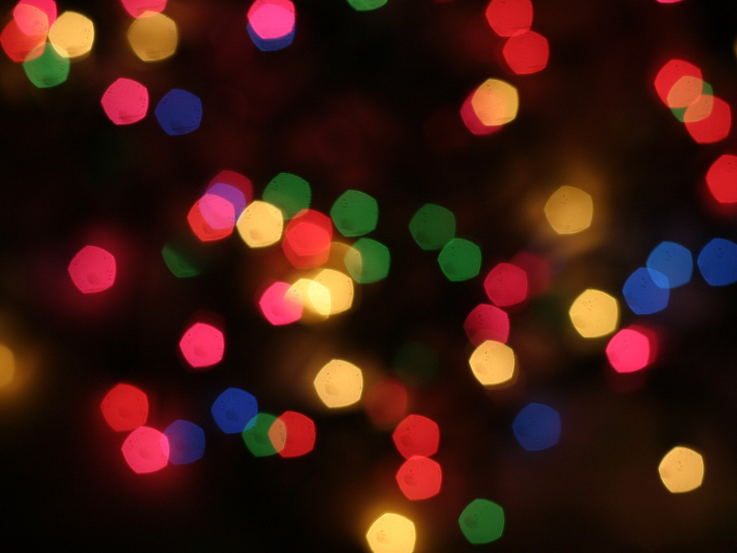 2560x1920 Free Colorful Lights Wallpaper
