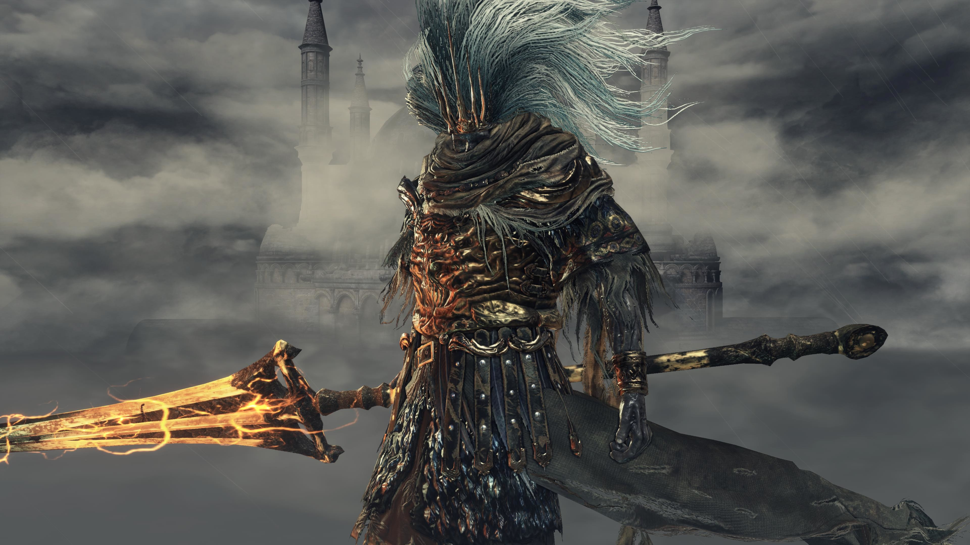 Dark souls 1080p wallpaper