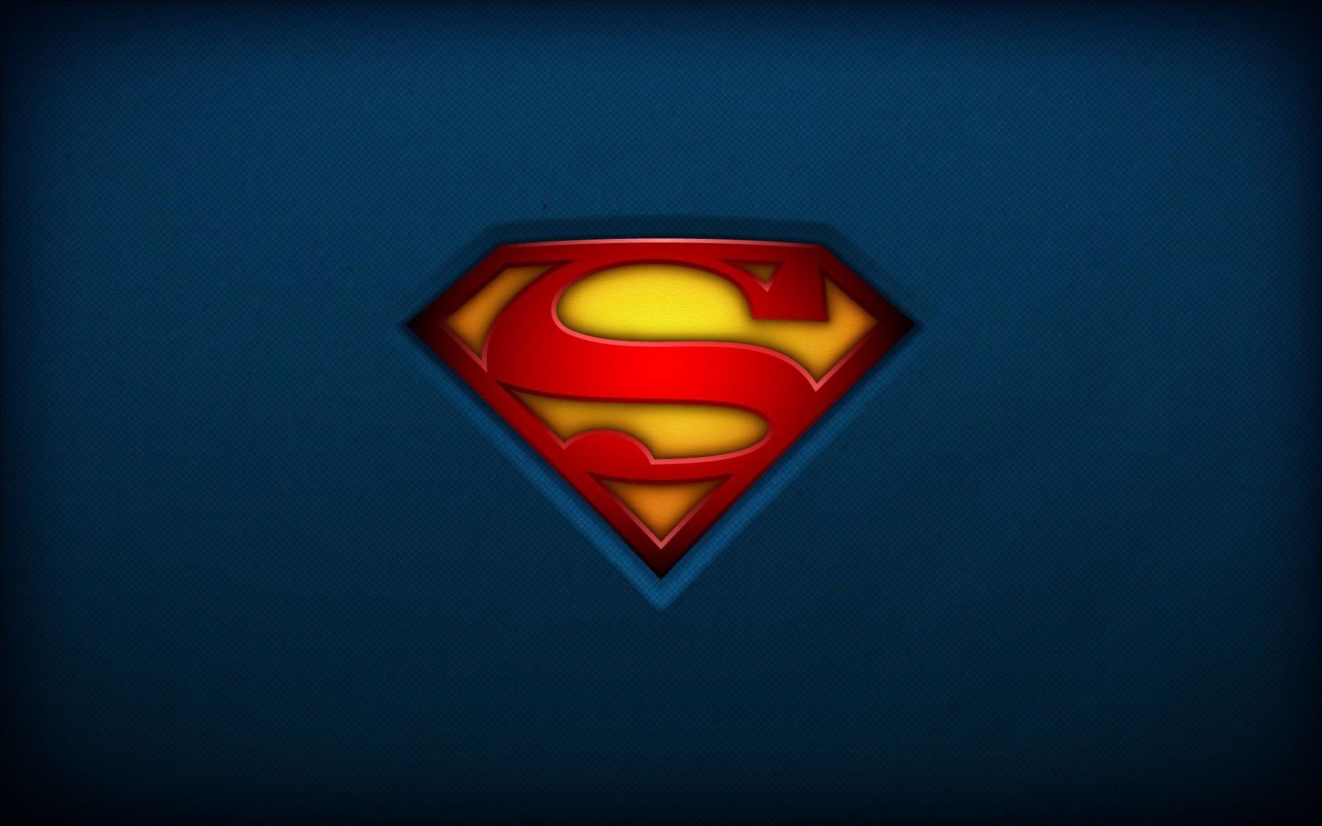 1920x1200 Superman Logo Desktop Pics Wallpaper - HD Wallpapers