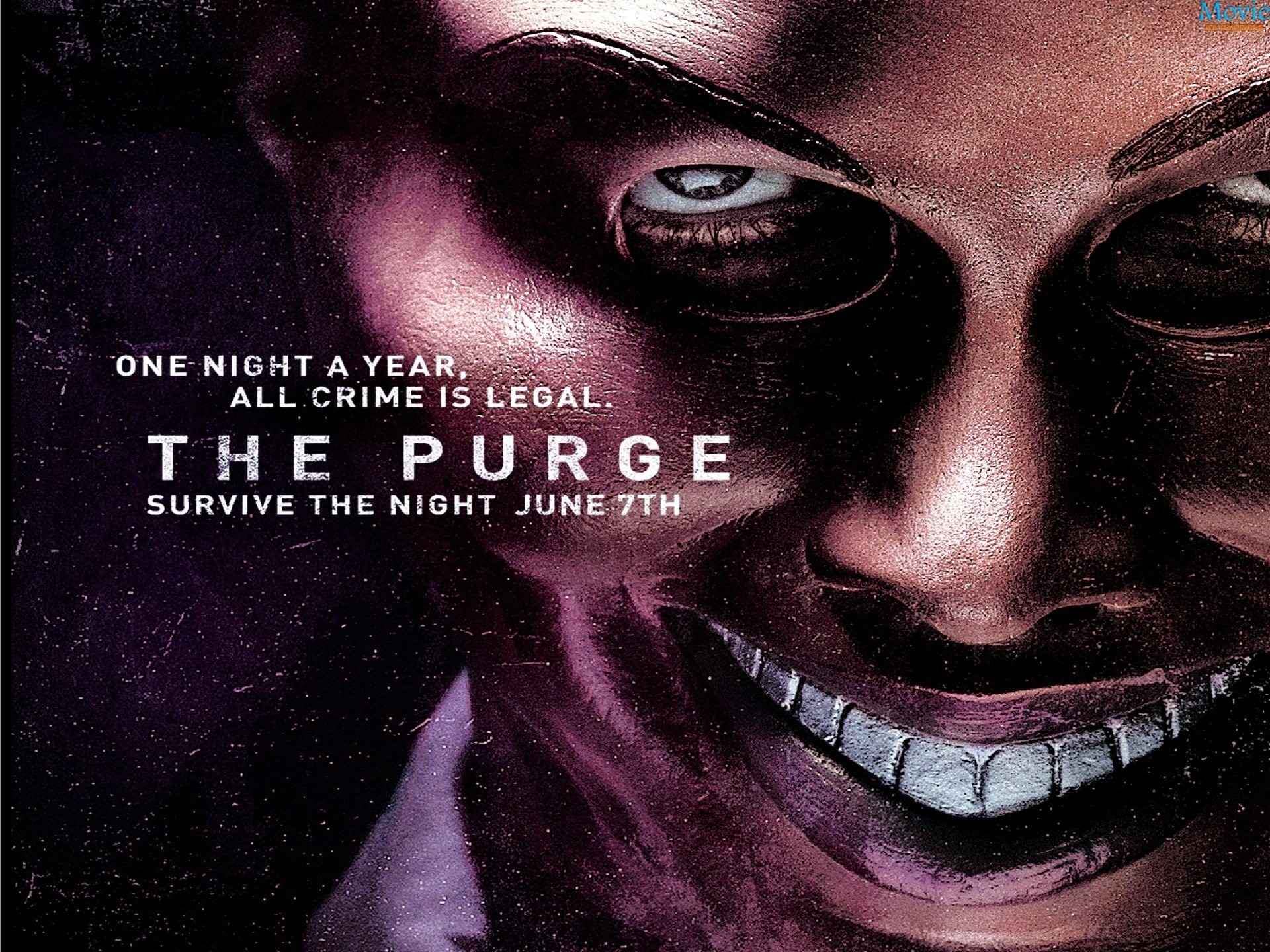 The Purge Election Year Poster Wallpapers: The Purge Wallpapers (65+ Images