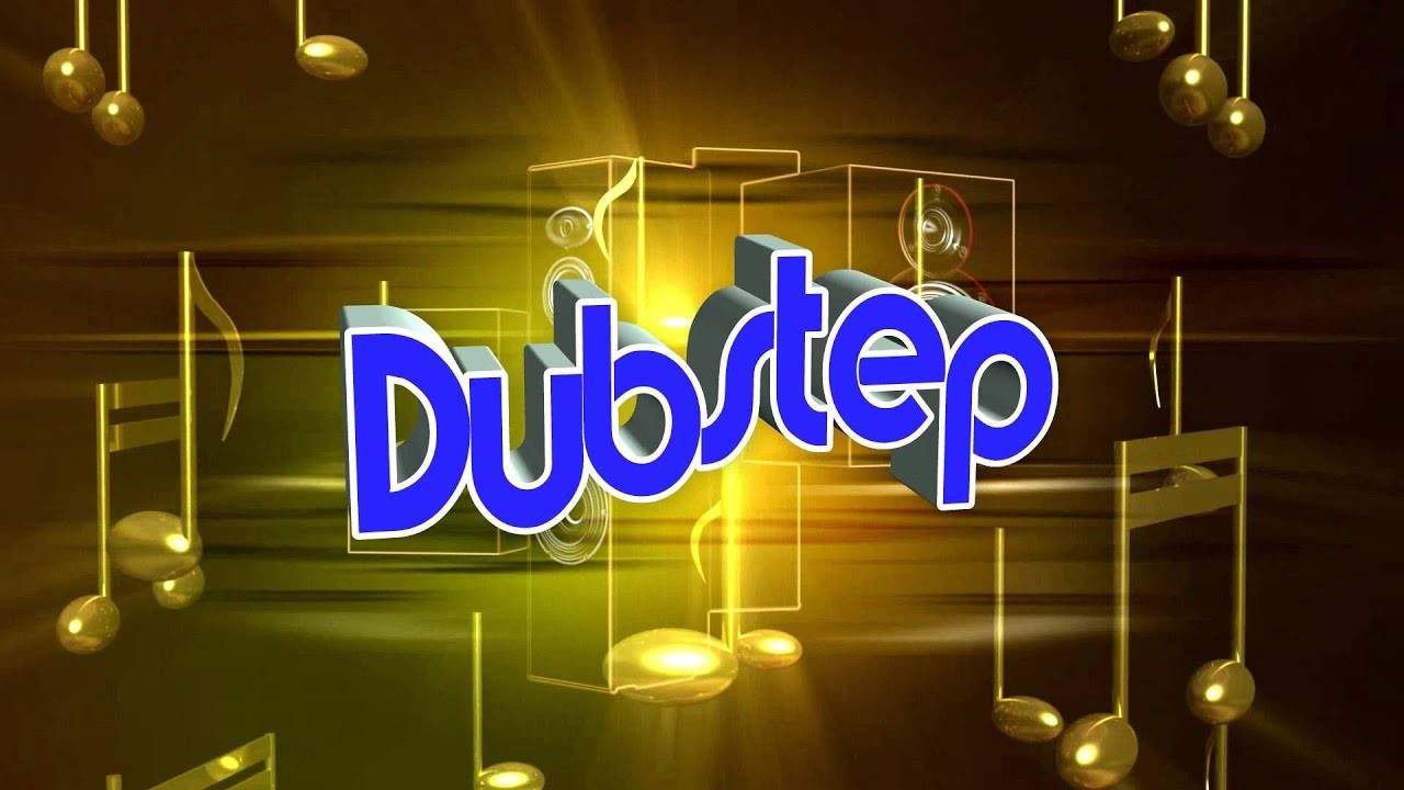 1920x1080 Dubstep - Music Notes in 3-D - HD Wallpaper