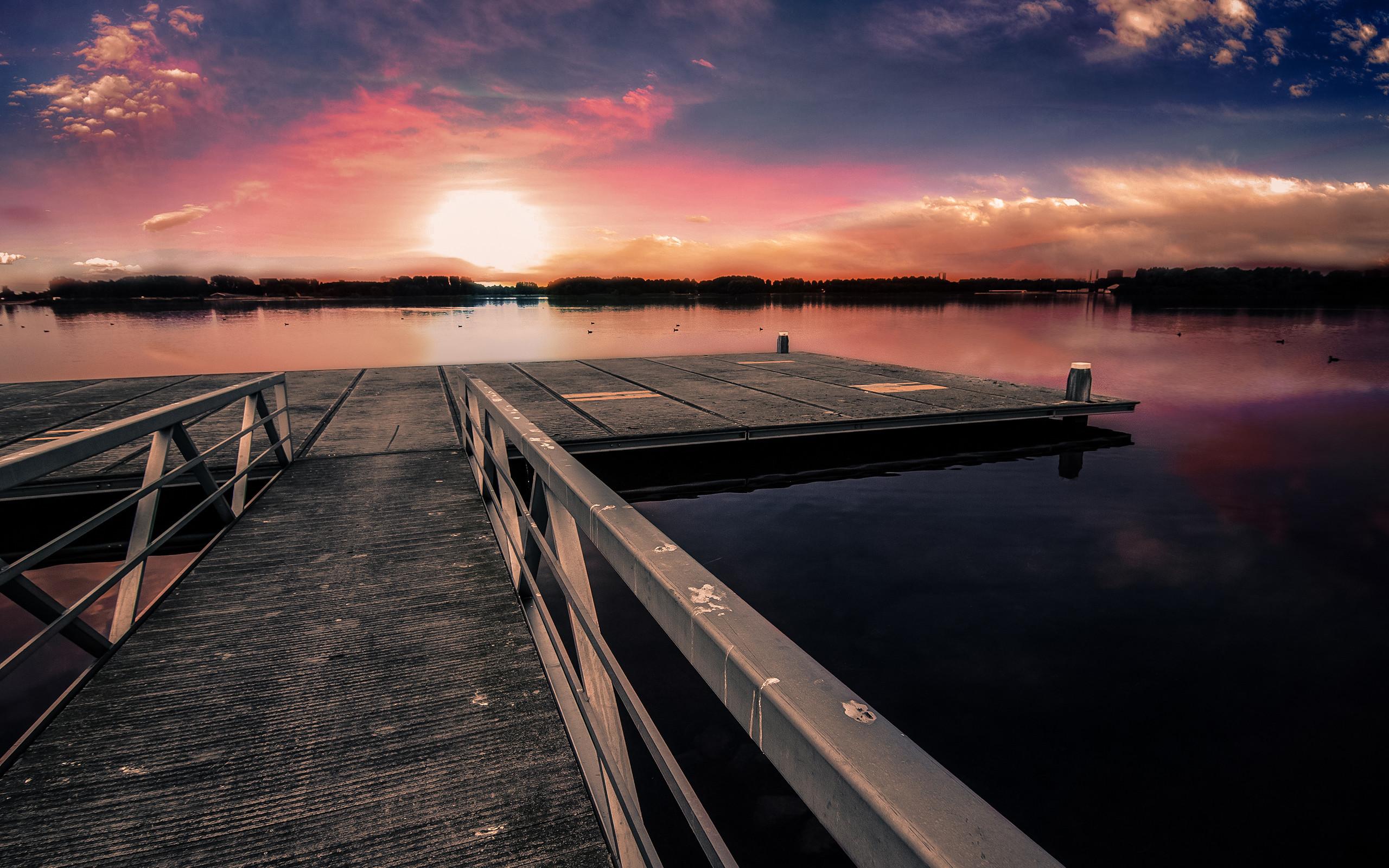 2560x1600 Beautiful Beach Sunset Wallpaper Desktop BackgroundsPhotos In HD Widescreen High Quality Resolutions For Free