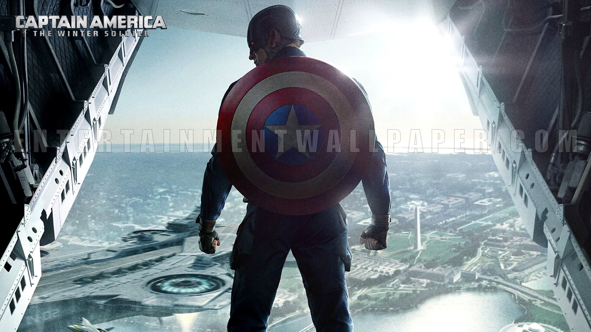 1920x1080 Captain America: The Winter Soldier Wallpaper - Original size, download now.