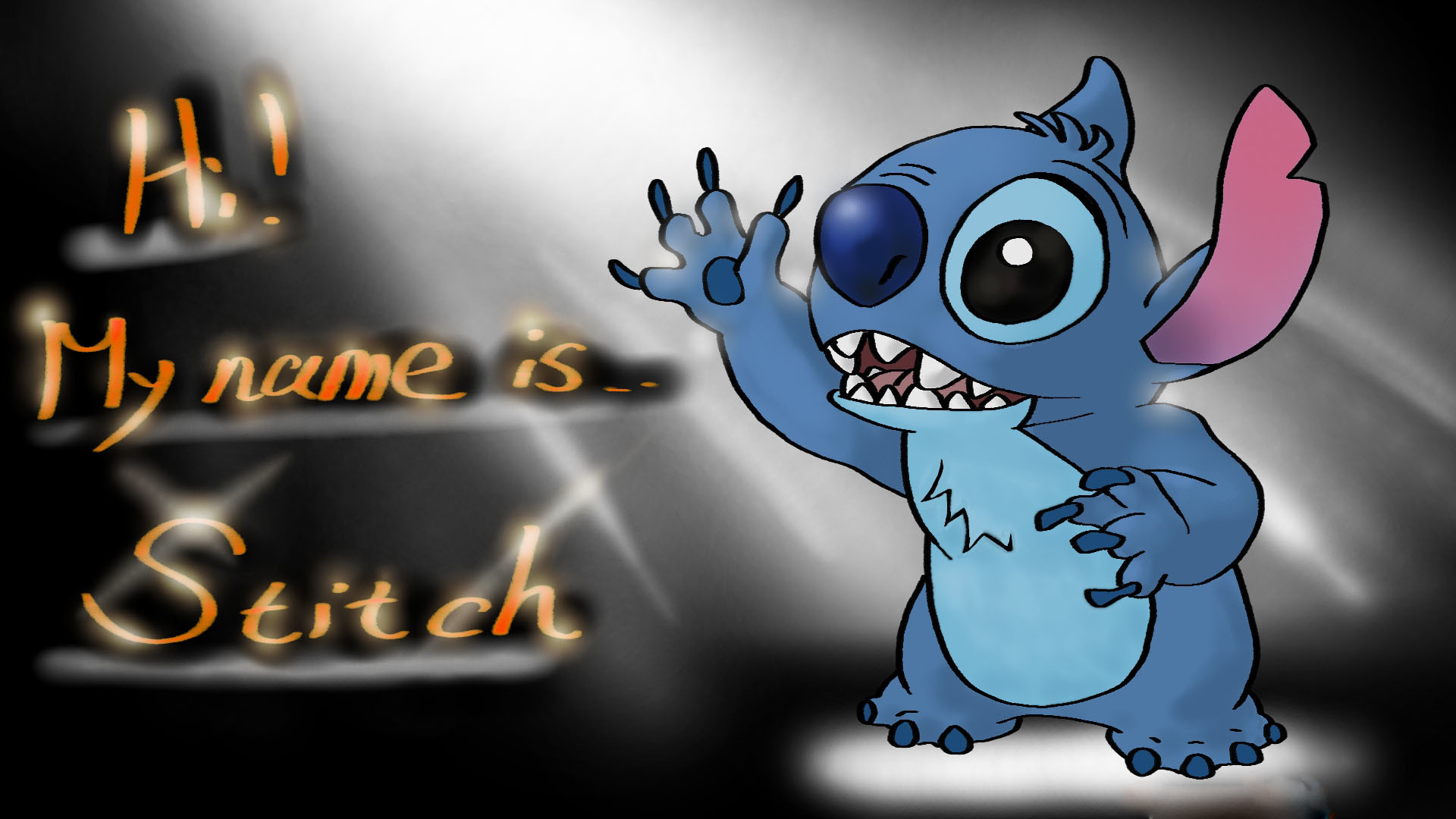 1920x1080 Lilo Stitch Cartoons Wallpapers Lilo And Stitch Wallpaper Wallpapers)
