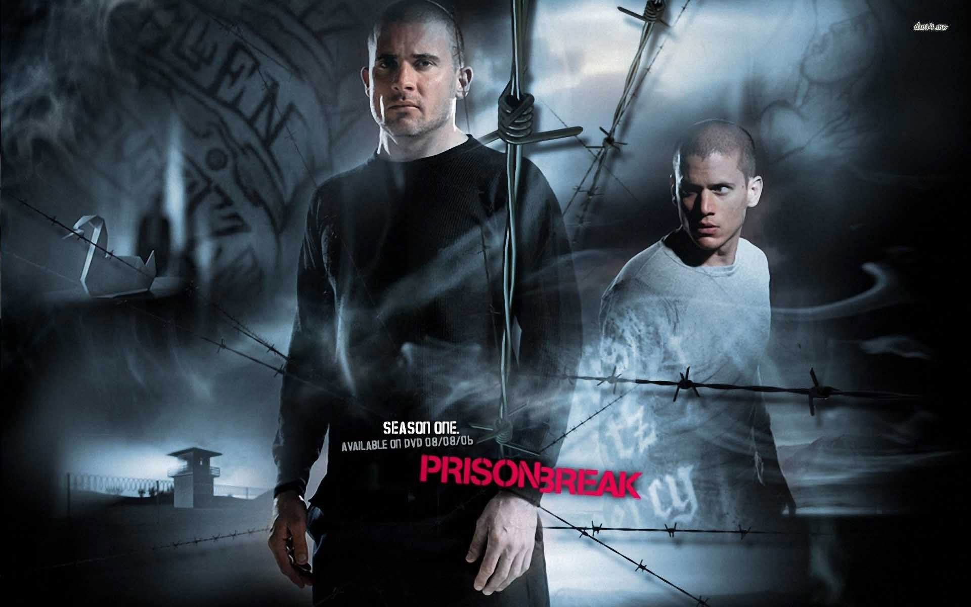 1920x1200 Lincoln And Michael - Prison Break ...