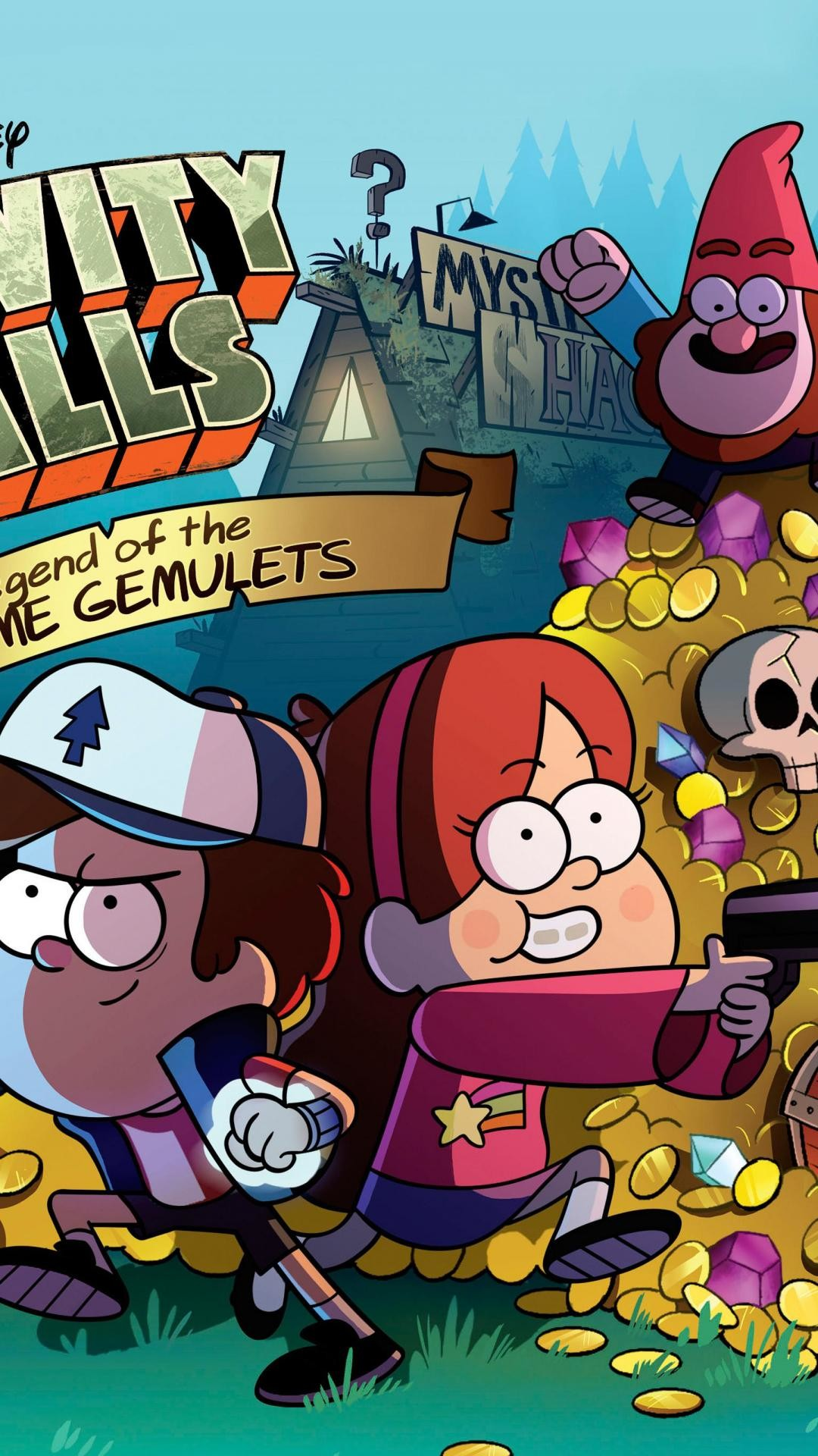 Gravity Falls Wallpapers High Quality | Download Free