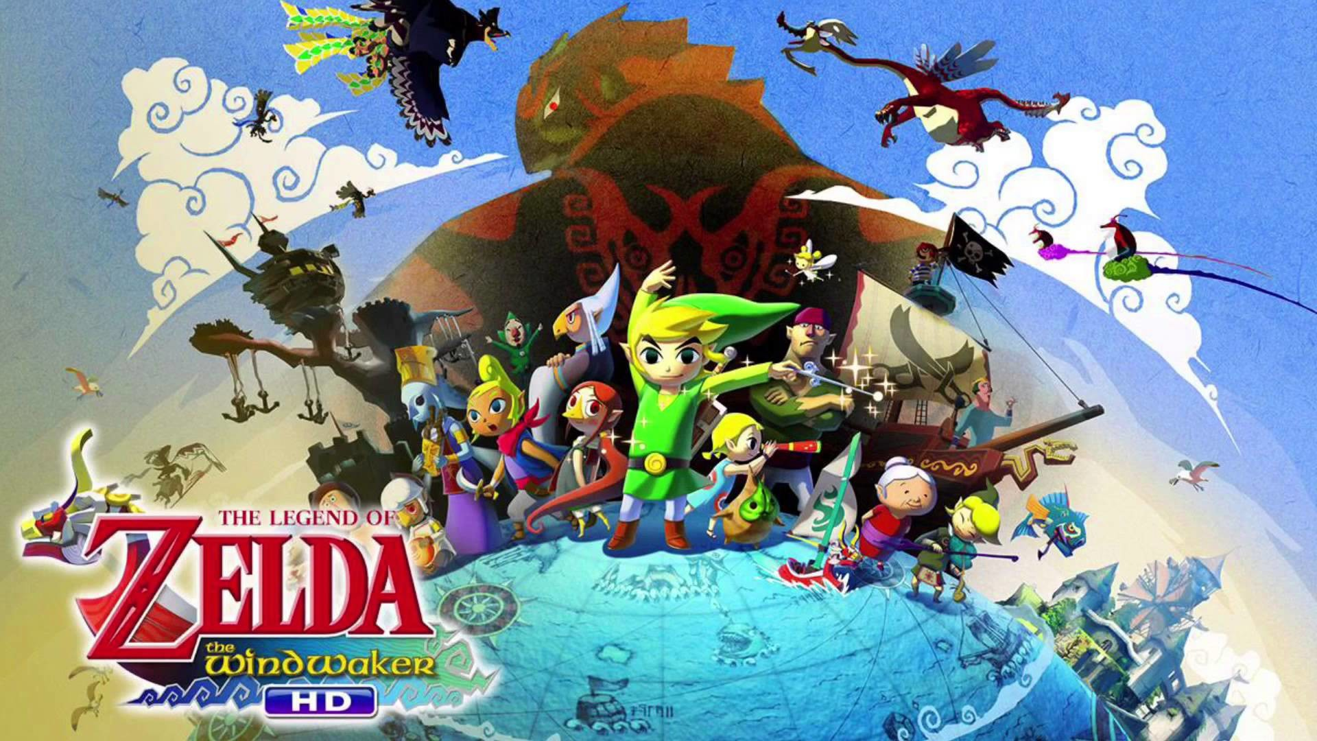 Wind Waker Wallpaper 75 Images