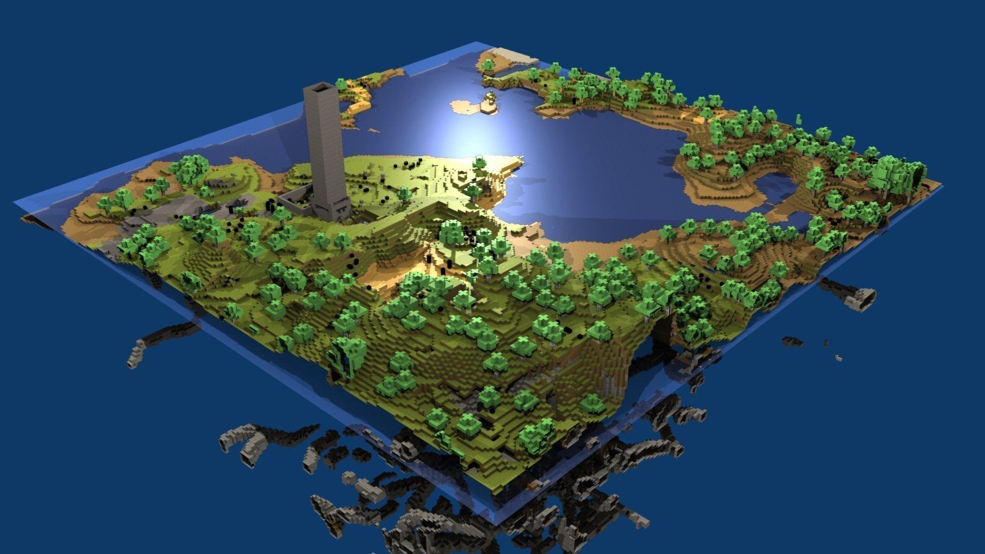 Minecraft Wallpaper HD (80+ Images